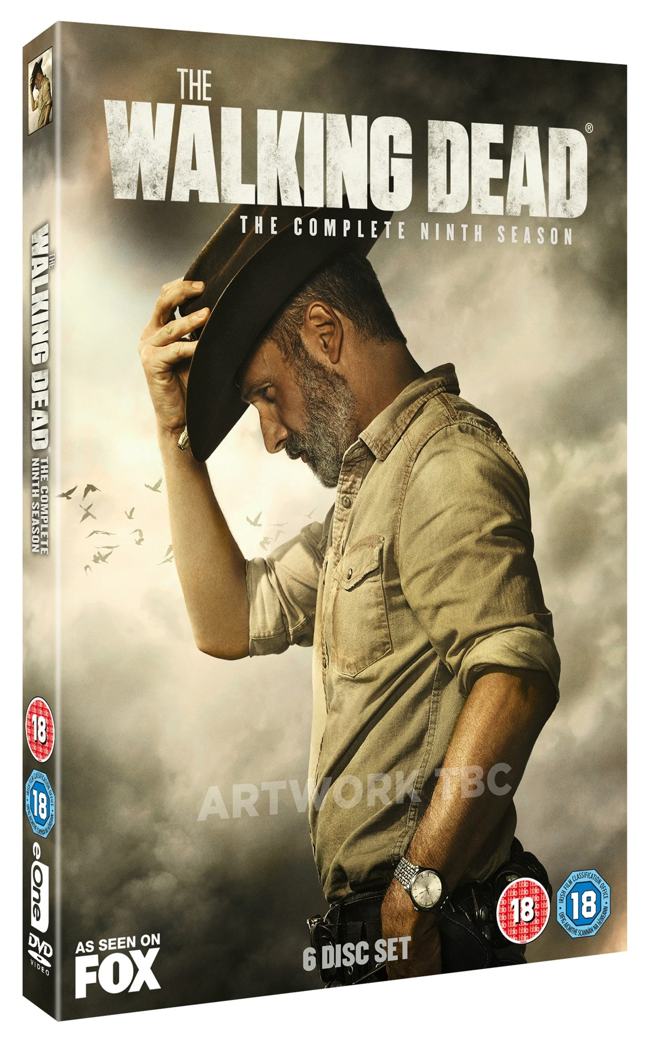 The Walking Dead: The Complete Ninth Season - 2