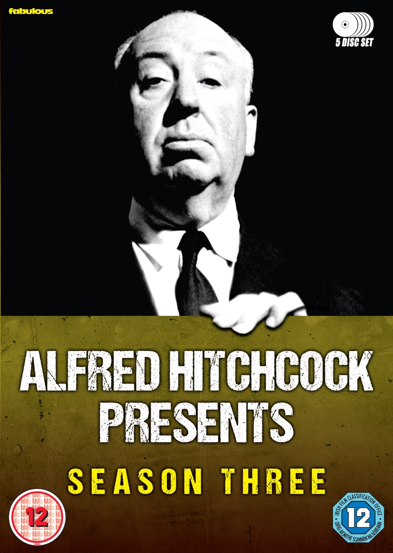 Alfred Hitchcock Presents: Season 3 - 1