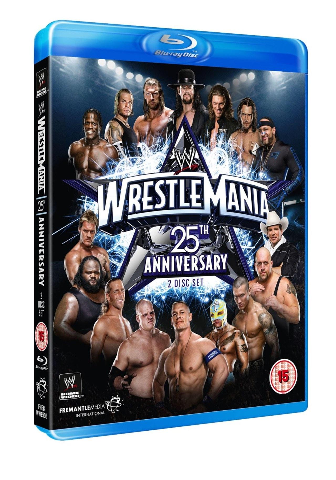 WWE: Wrestlemania 25 - 2