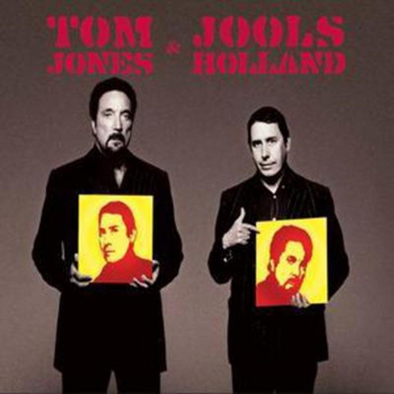 Tom Jones and Jools Holland - 1