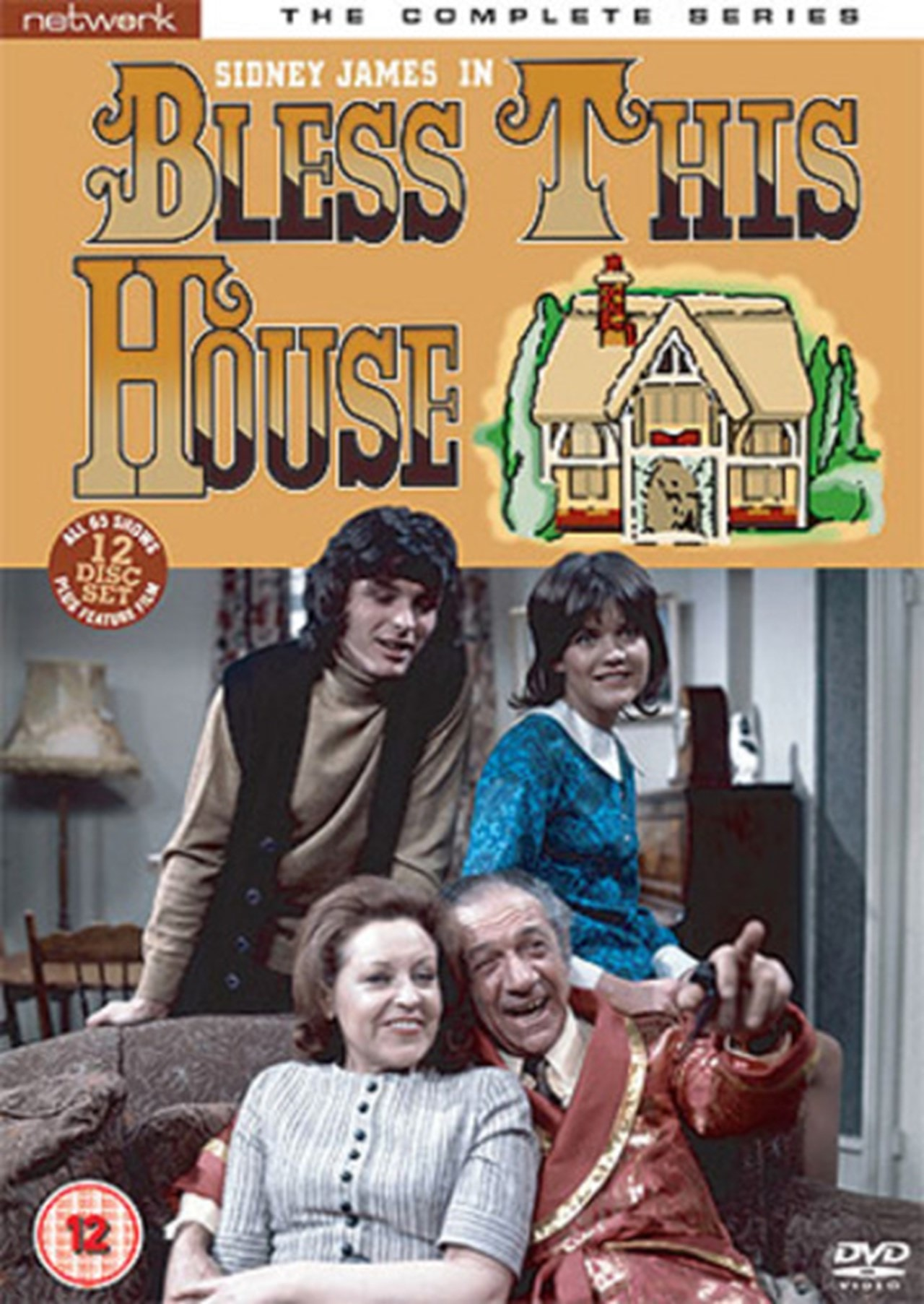 Bless This House Complete Series Dvd Box Set Free Shipping Over 20 Hmv Store