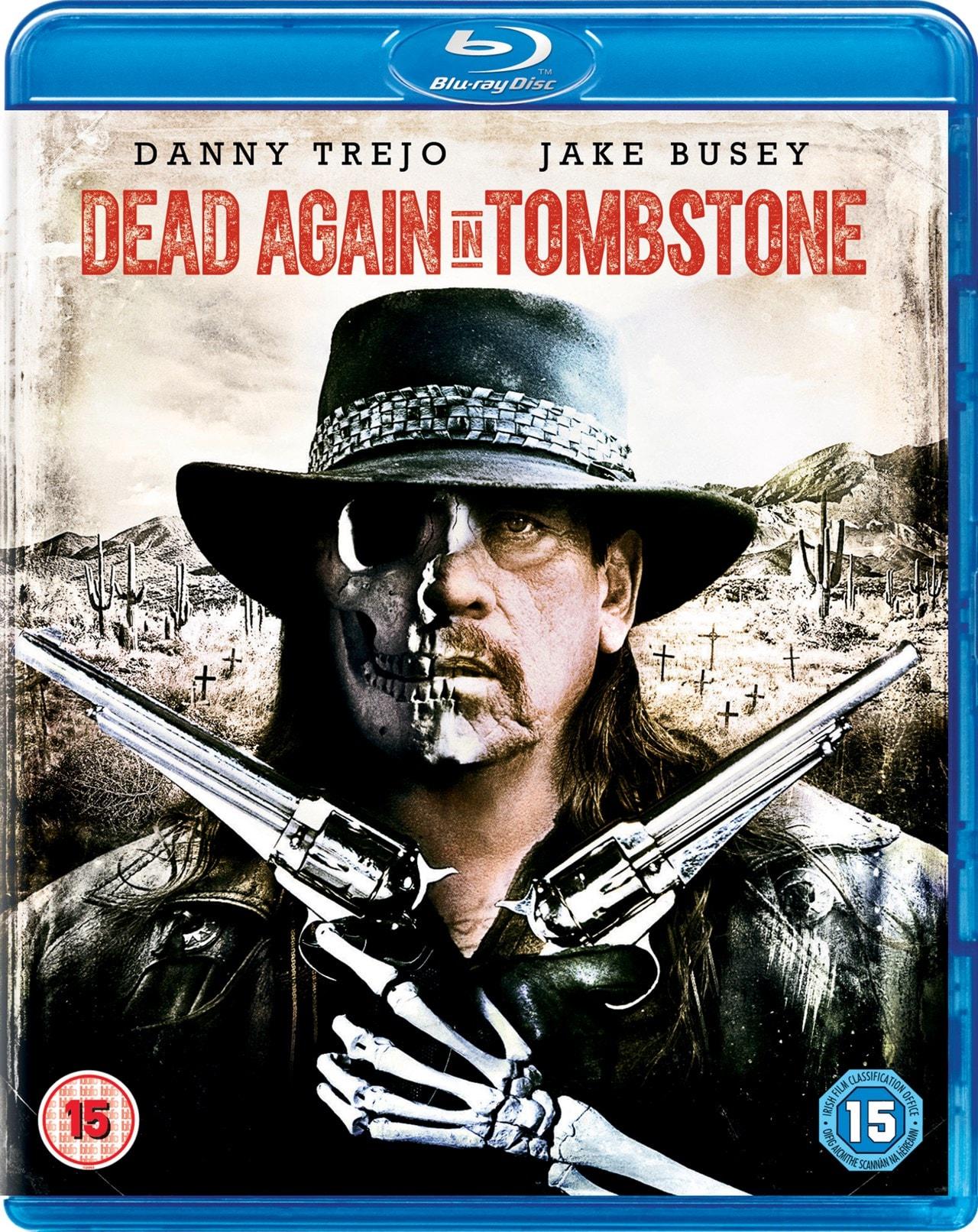 Dead Again in Tombstone - 1