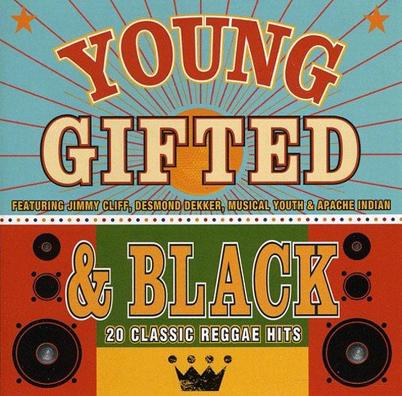 Young, Gifted and Black: 20 Classic Reggae Hits - 1
