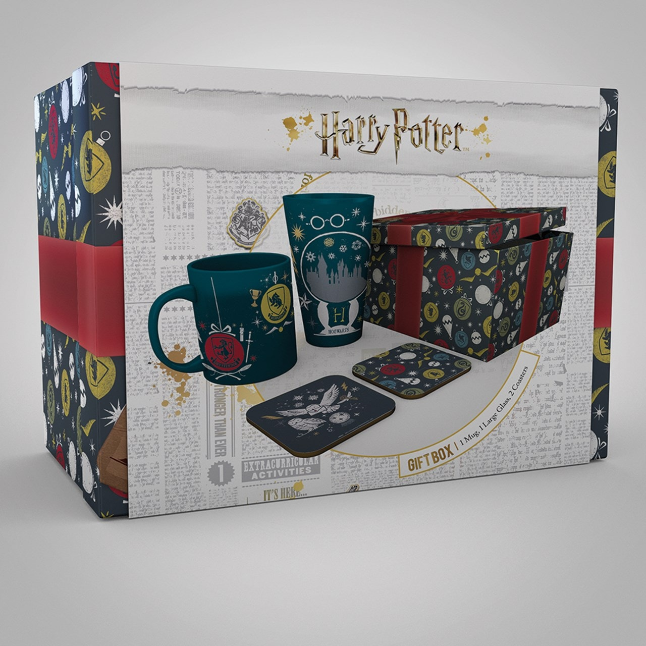 Harry Potter Mug Gift Set - 2
