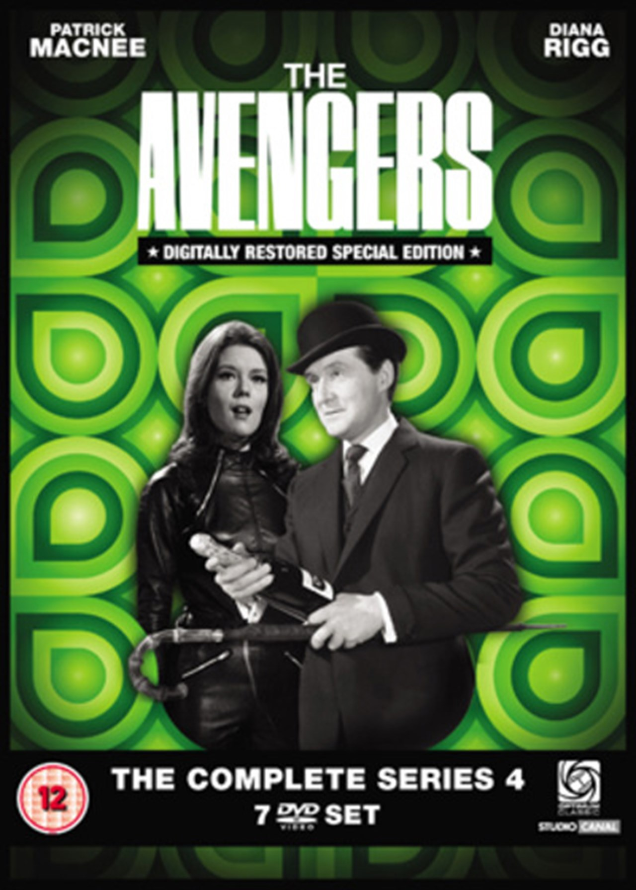 The Avengers: The Complete Series 4 - 1