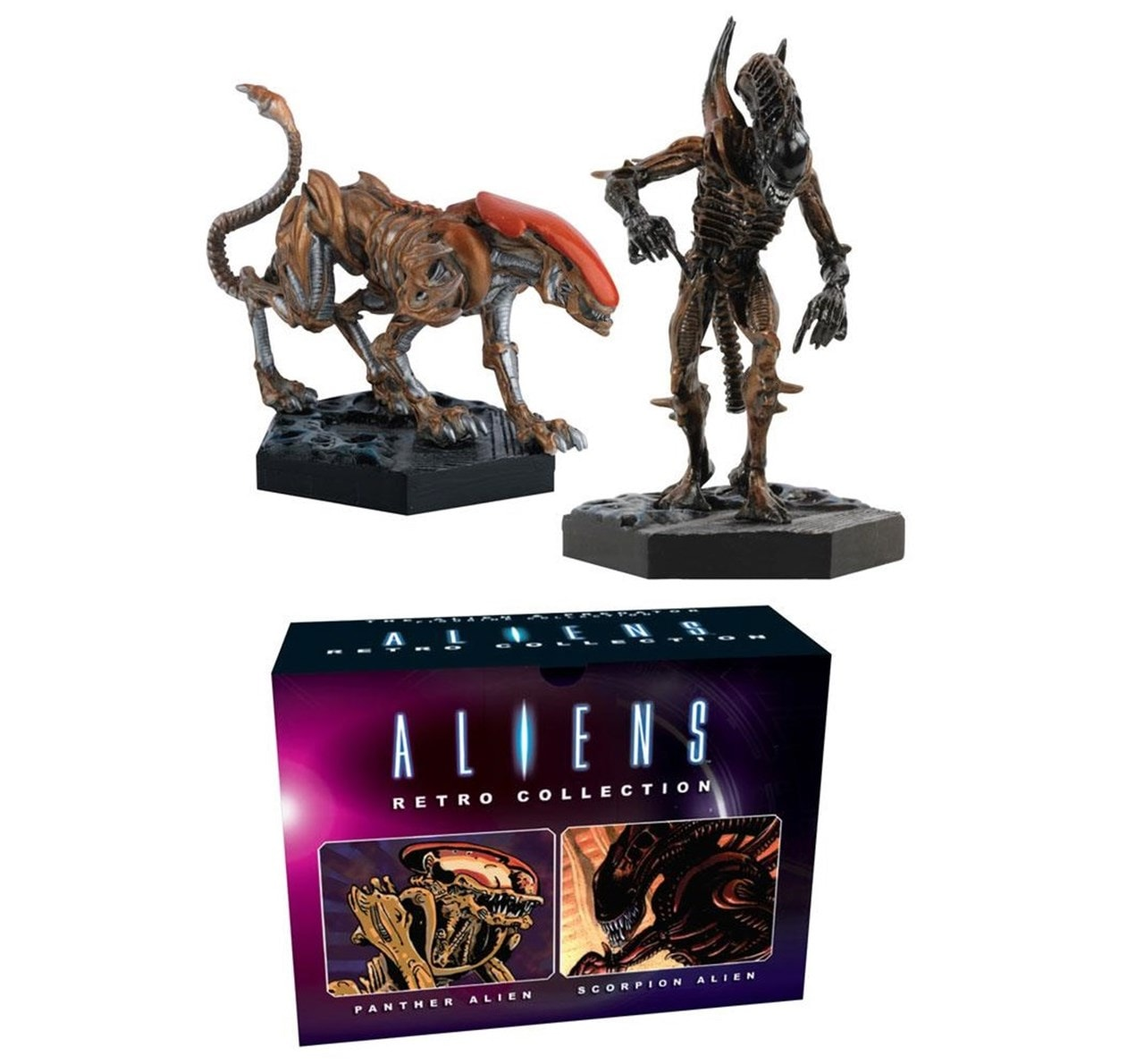 Alien: Panther And Scorpion Action Figures - 1