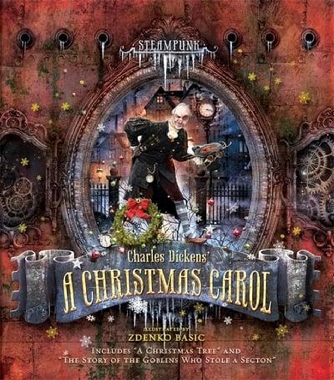 Steampunk: Charles Dickens - A Christmas Carol - 1