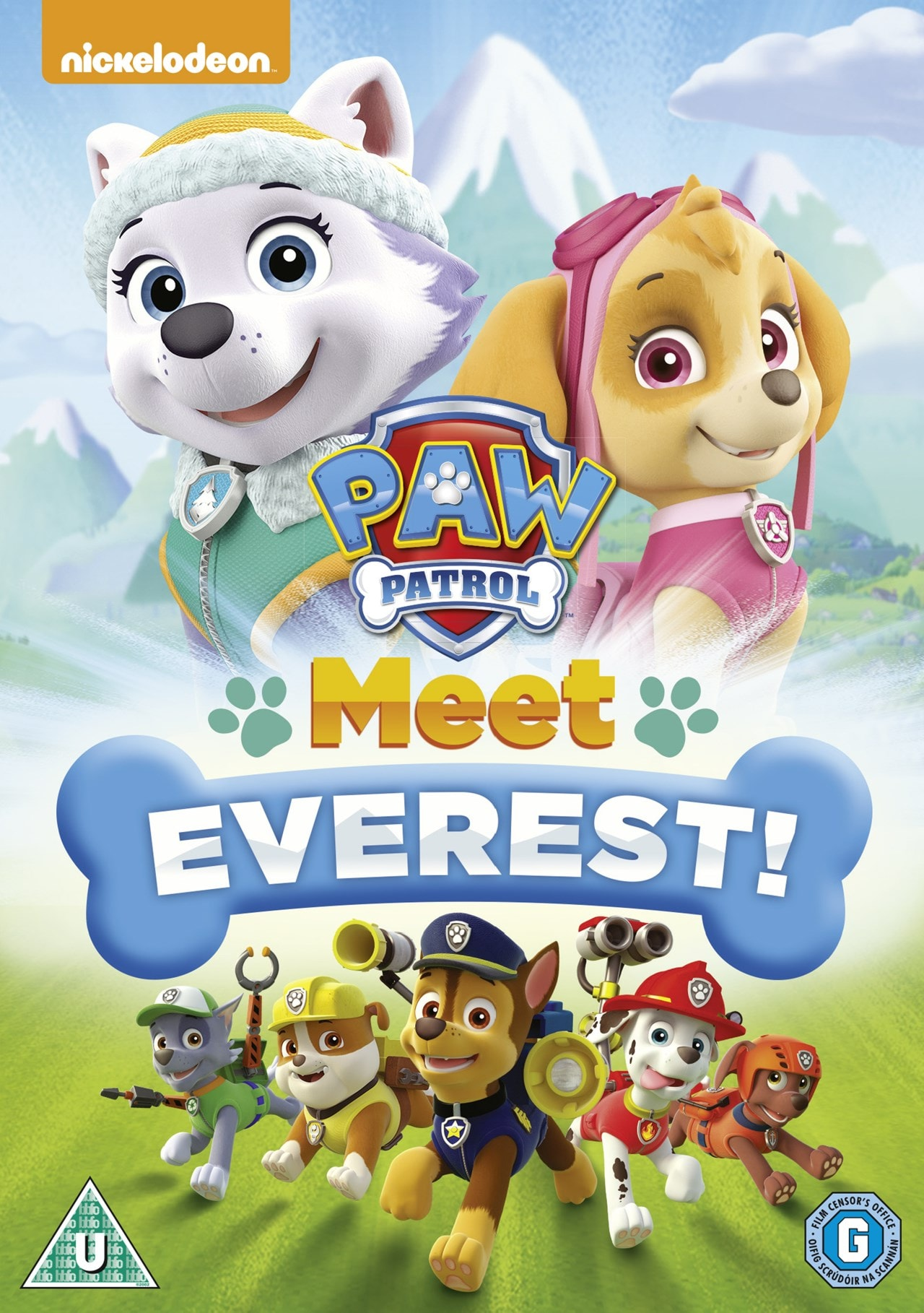 Paw Patrol: Meet Everest! - 1