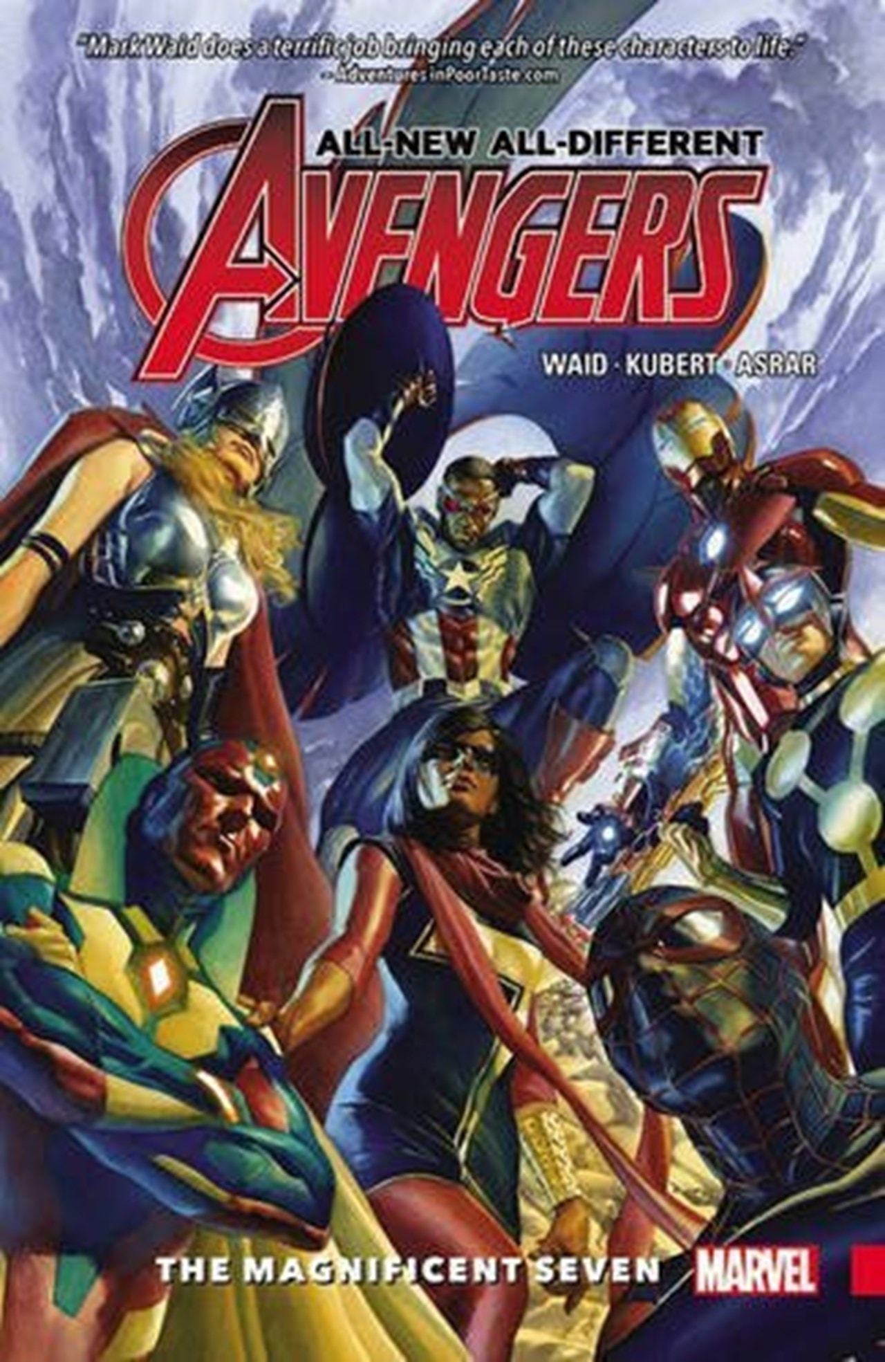 All New All Different Avengers Vol. 1: Magnificent Seven - 1