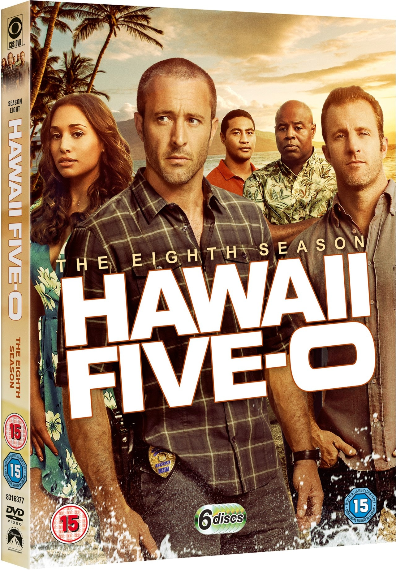 Hawaii Five-0: The Eighth Season - 2
