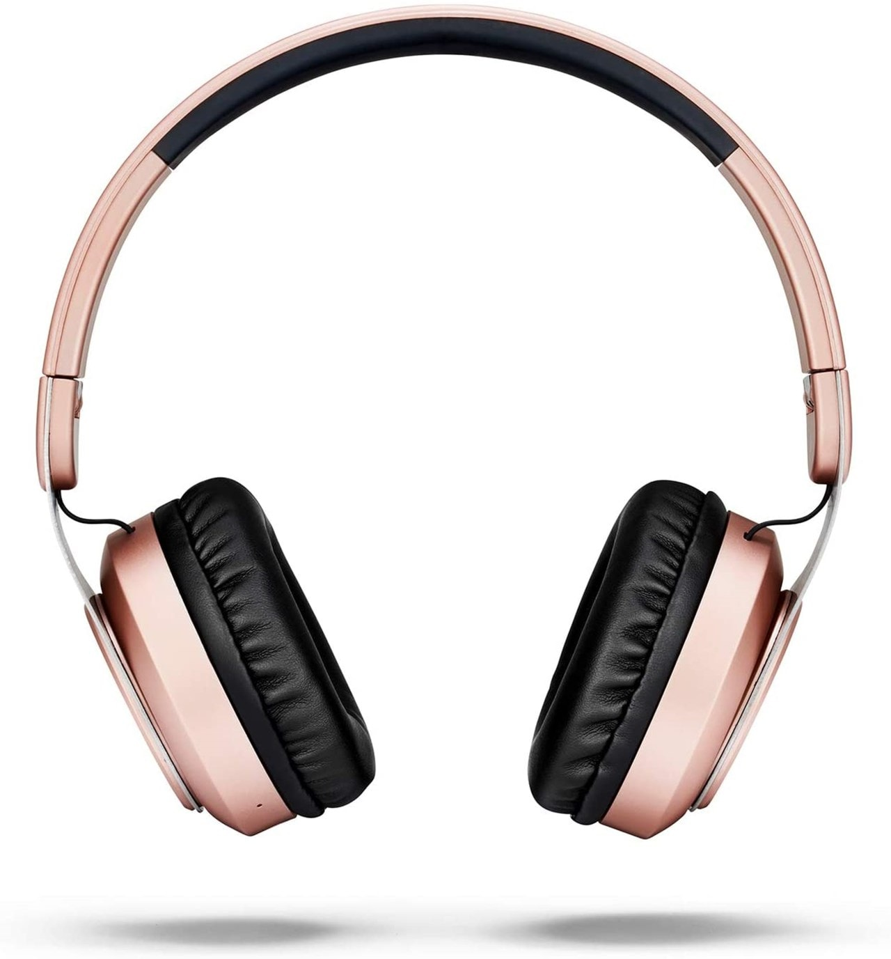 Mixx Audio JX1 Rose Gold On Ear Bluetooth Headphones - 2