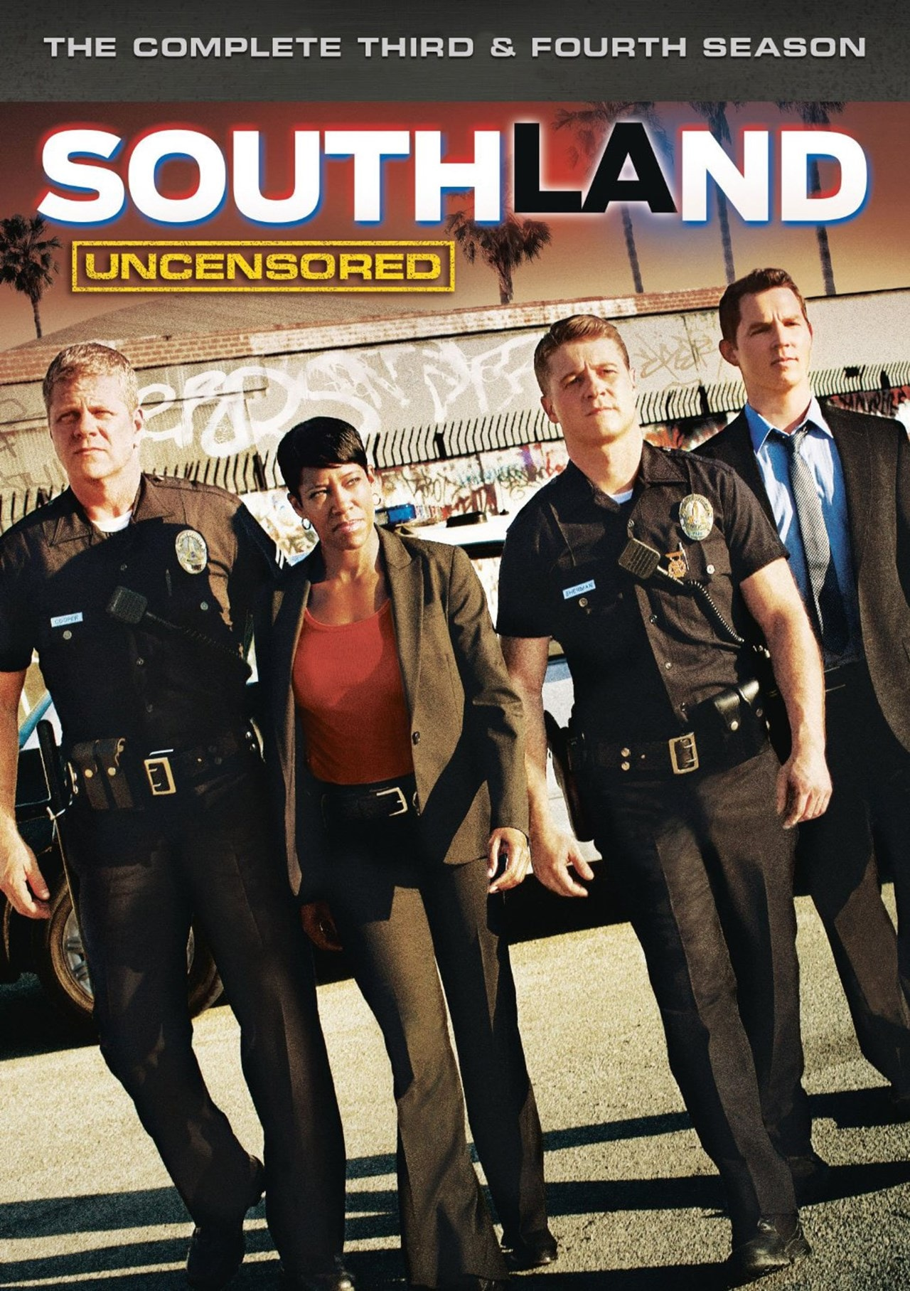 Southland: The Complete Third and Fourth Season - 1