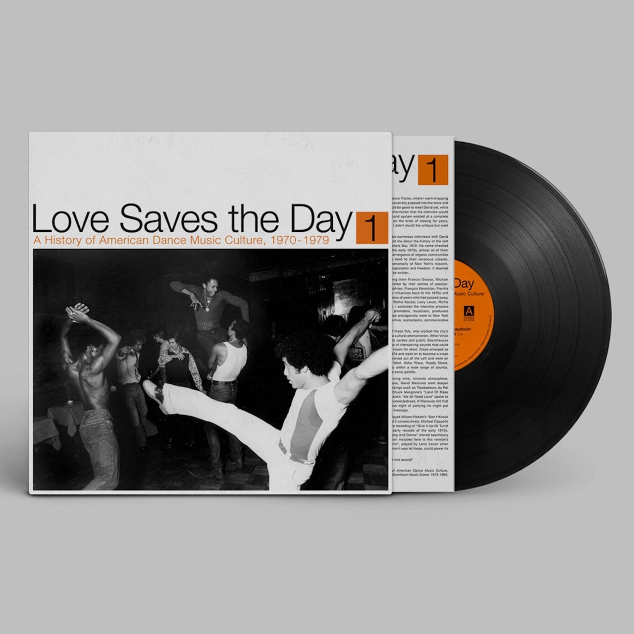 Love Saves the Day: A History of American Dance Music Culture 1970 - 1979 - Volume 1 - 2