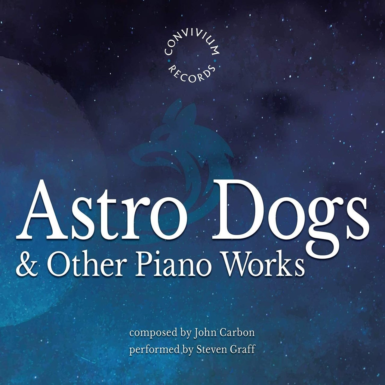 John Carbon: Astro Dogs & Other Piano Works - 1