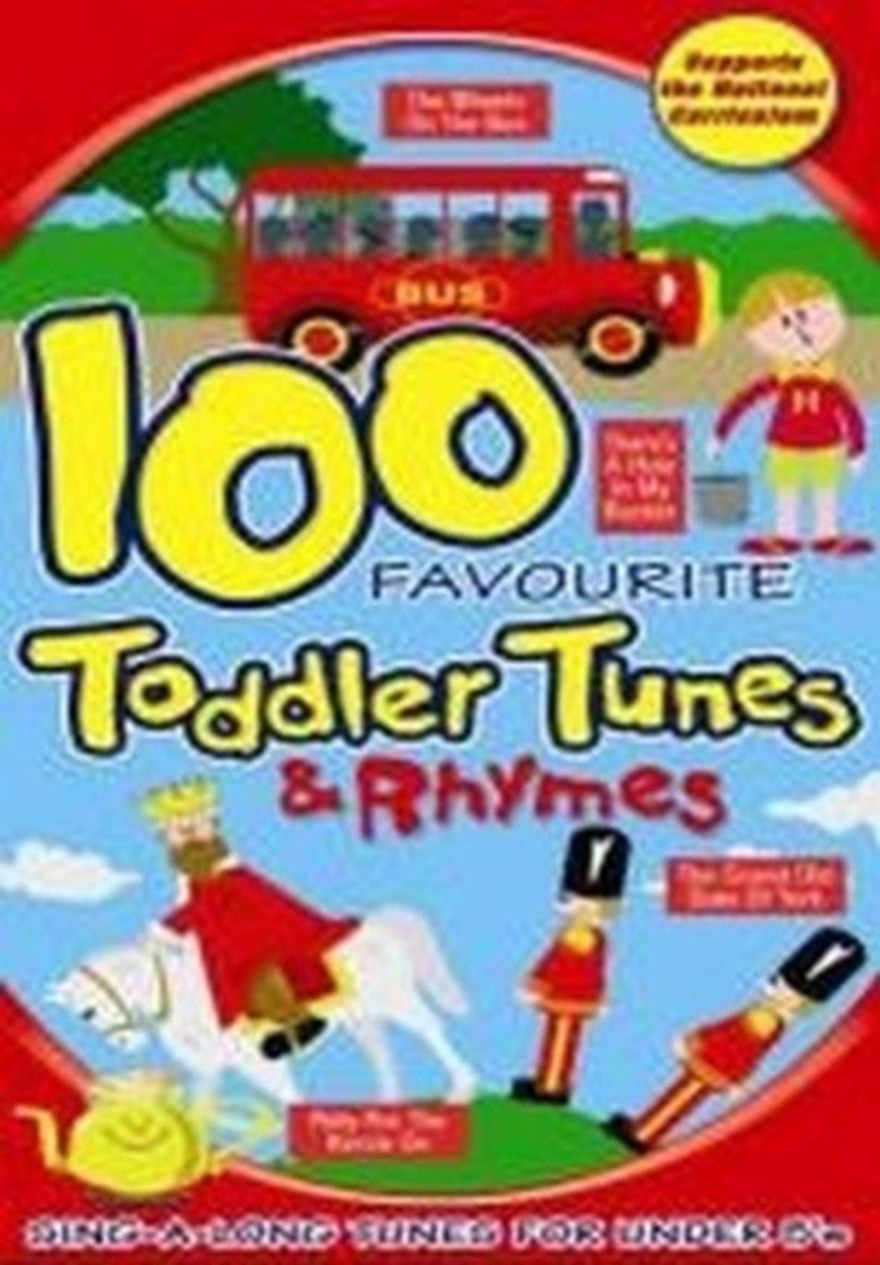 100 Toddler Tunes - 1