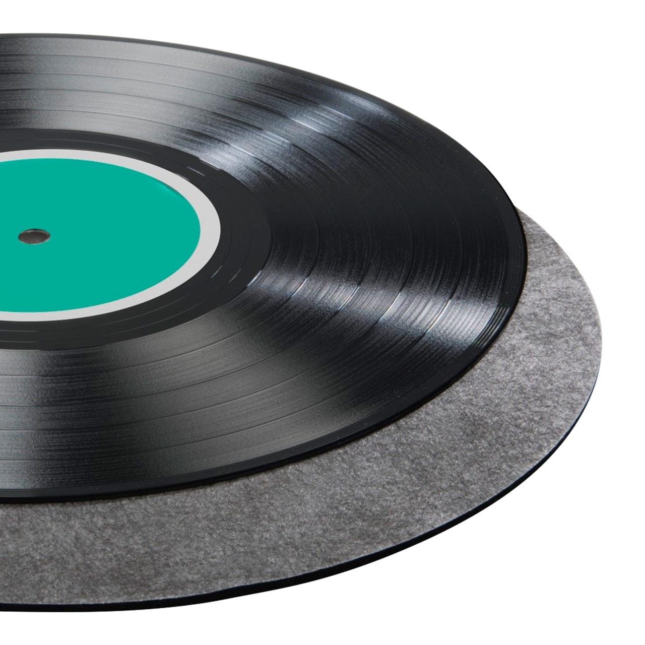 Hama Carbon Fibre Record Mat (new) - 3