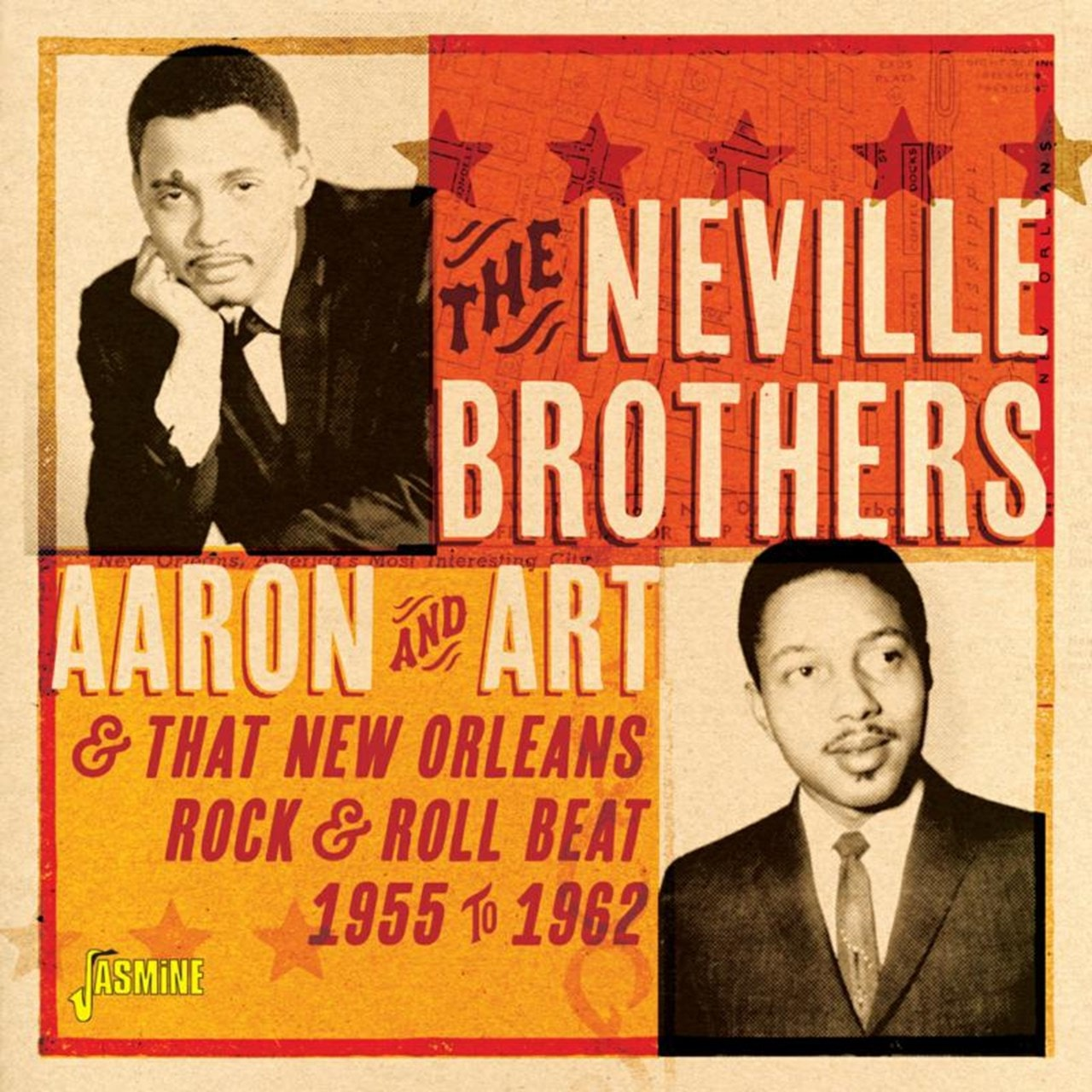 Aaron and Art & That New Orleans Rock & Roll Beat 1955 to 1962 - 1
