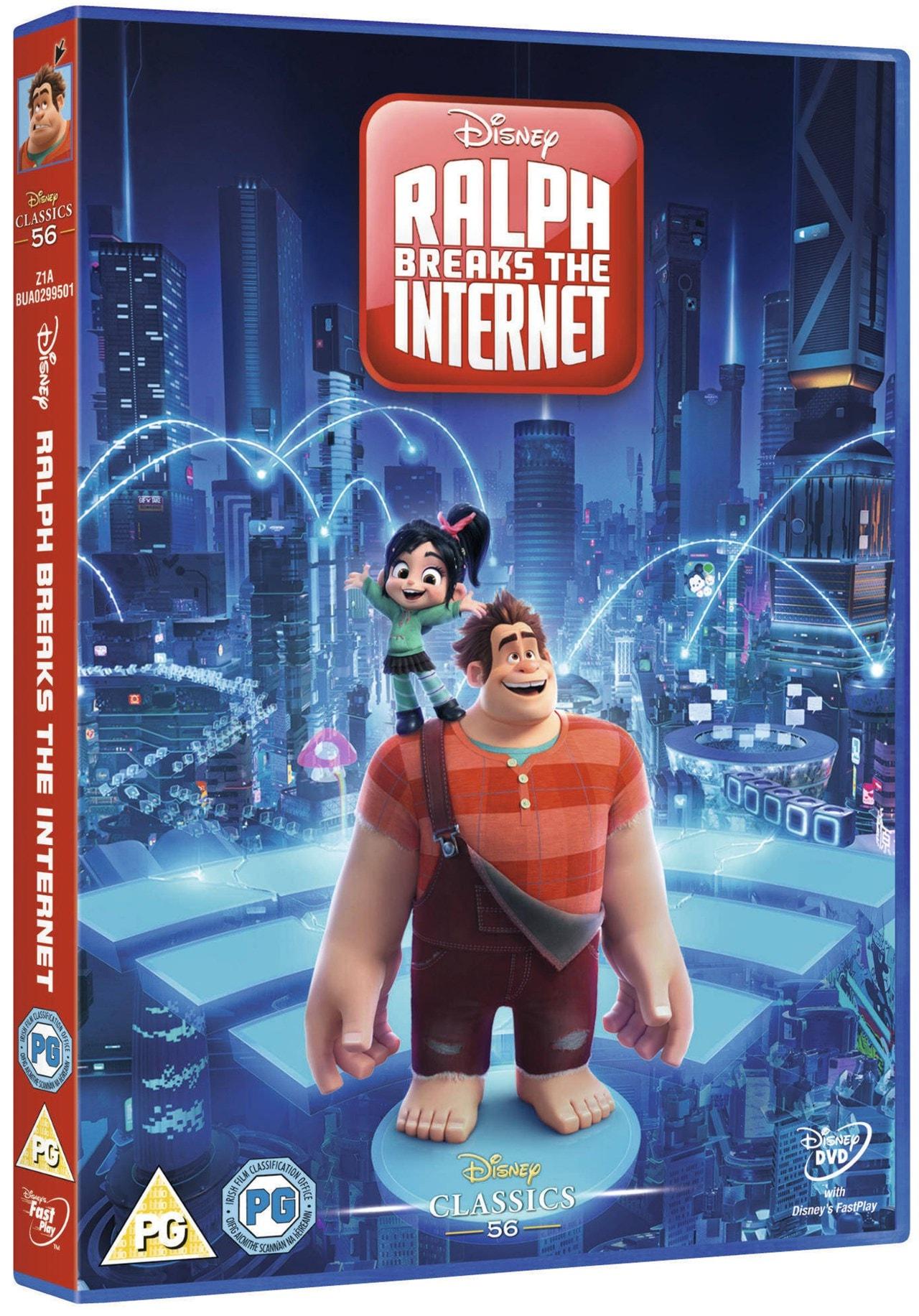 Ralph Breaks the Internet - 4