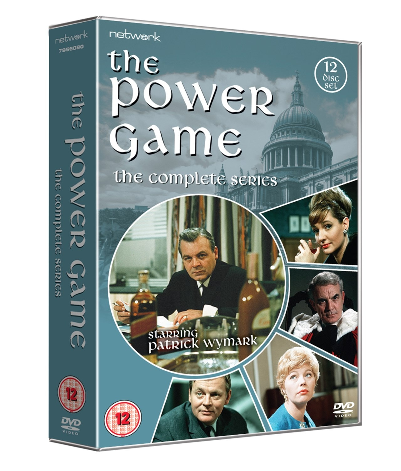 The Power Game: The Complete Series 1-3 - 2