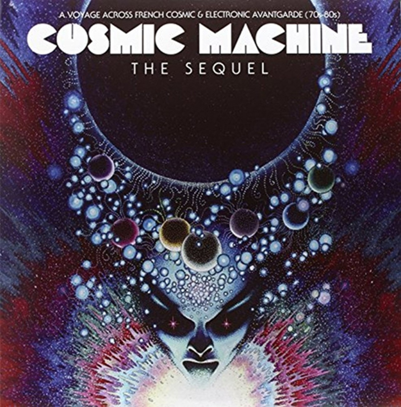 Cosmic Machine: The Sequel - 1