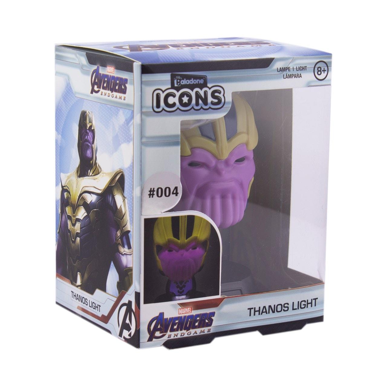 Thanos: Marvel Icon Light - 4