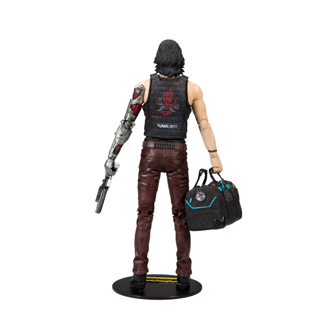 Cyberpunk 2077: Johnny Silverhand (Variant) Figurine - 3