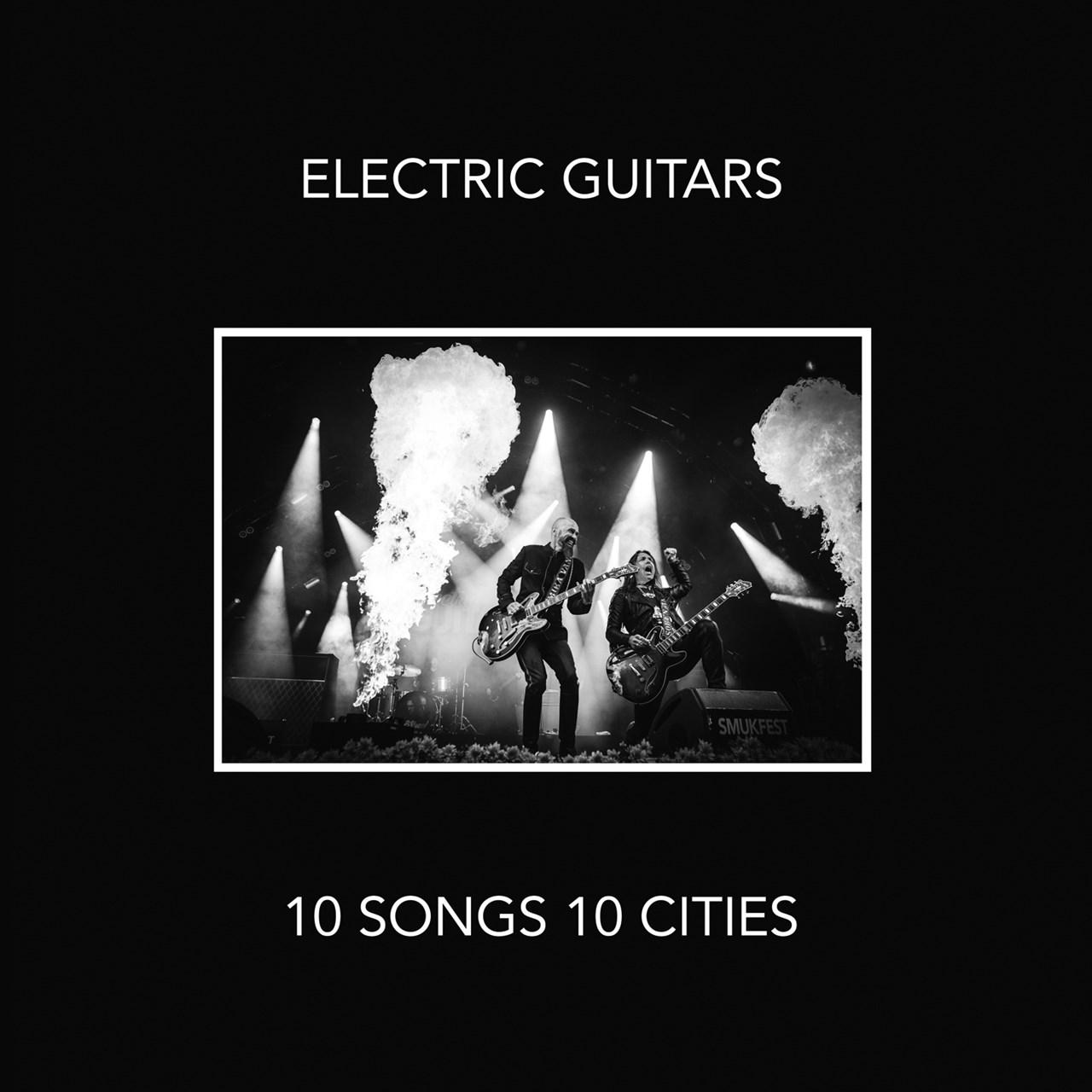 10 Songs 10 Cities - 1