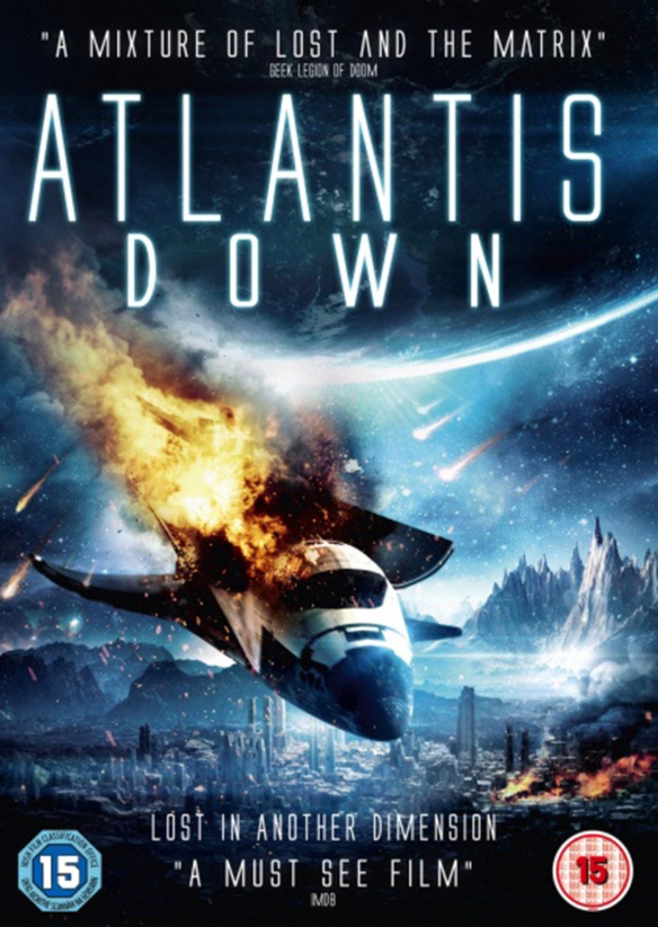 Atlantis Down - 1