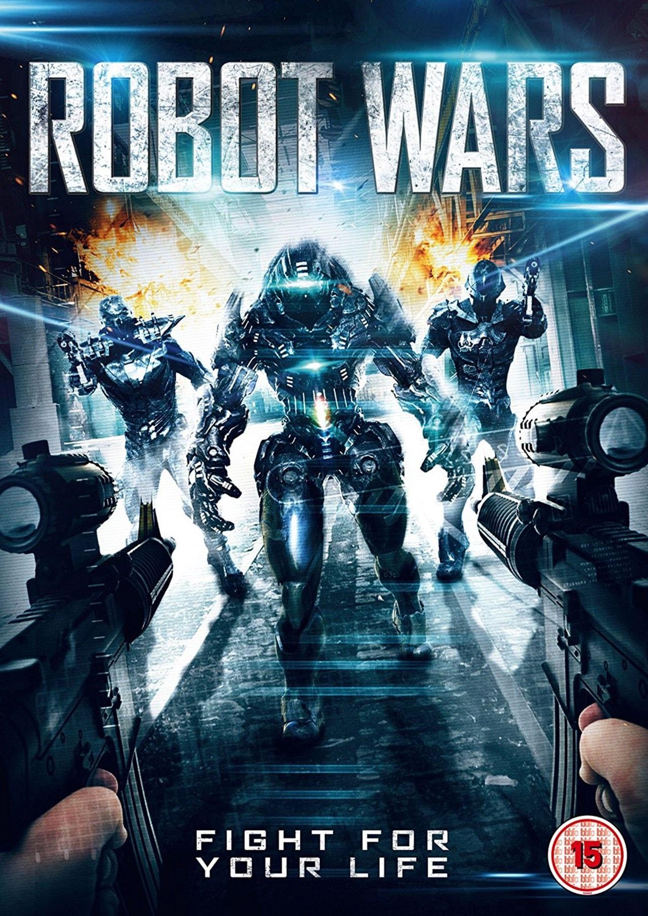 Robot Wars - 1