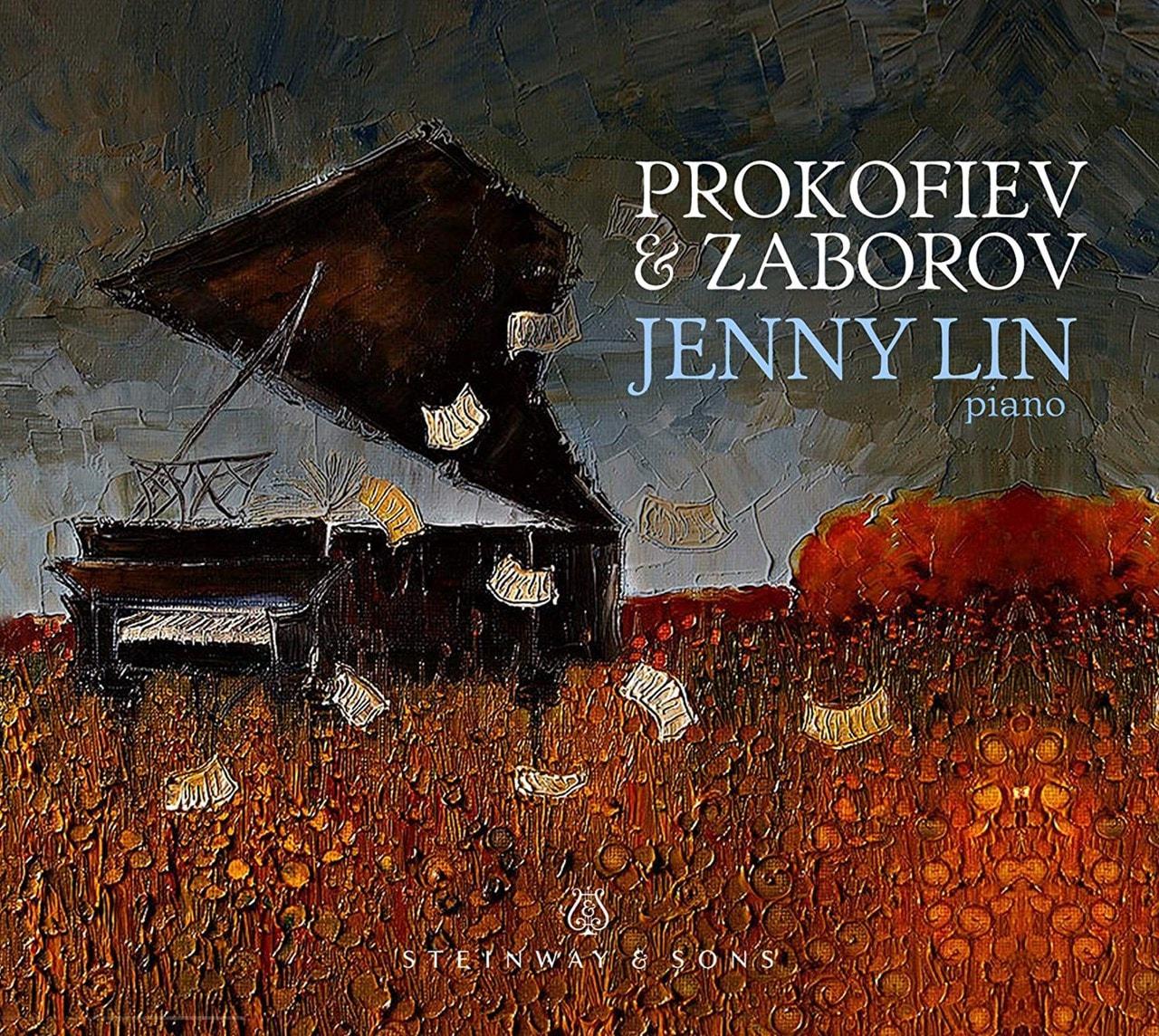 Jenny Lin: Prokofiev & Zaborov - 1