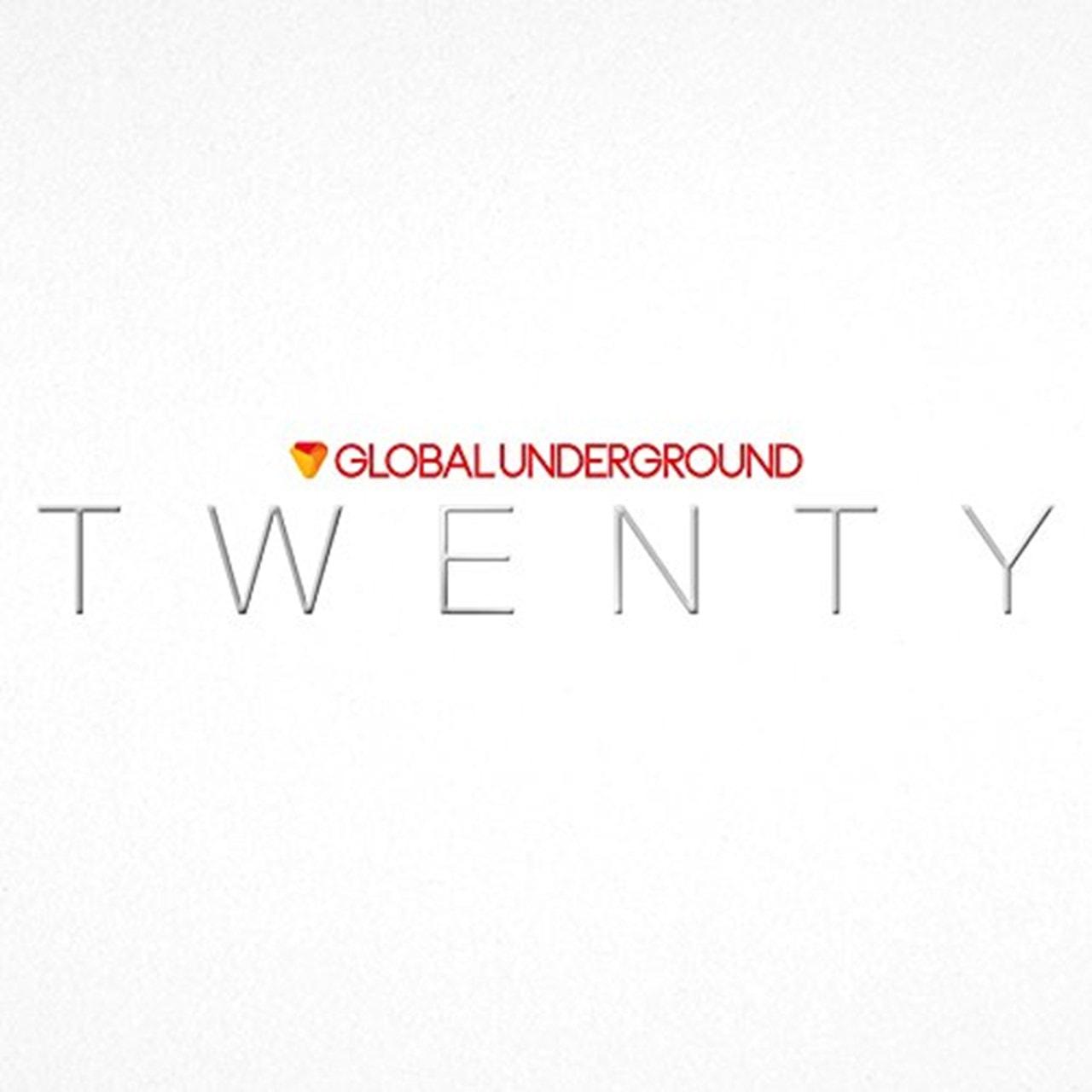 Global Underground: Twenty - 1