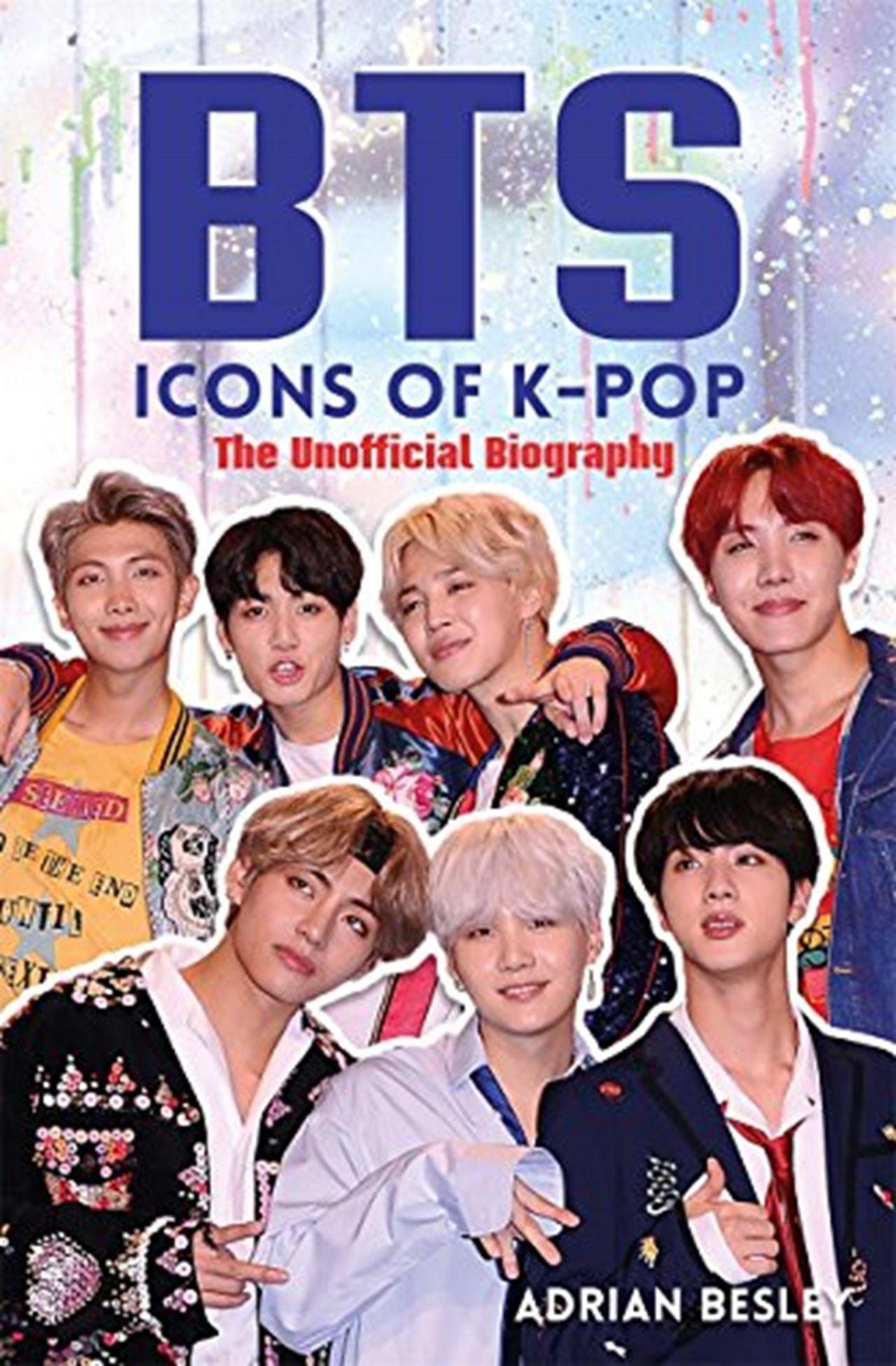 BTS: Icons Of K-Pop - 1