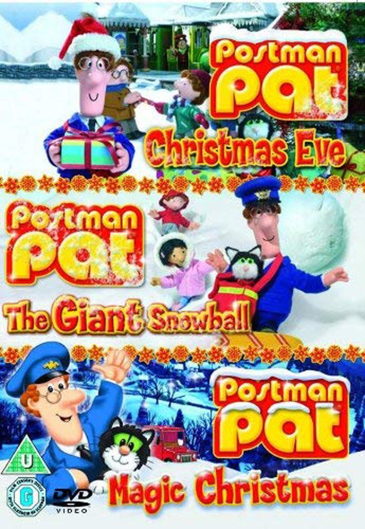 Postman Pat: Christmas Collection - 1