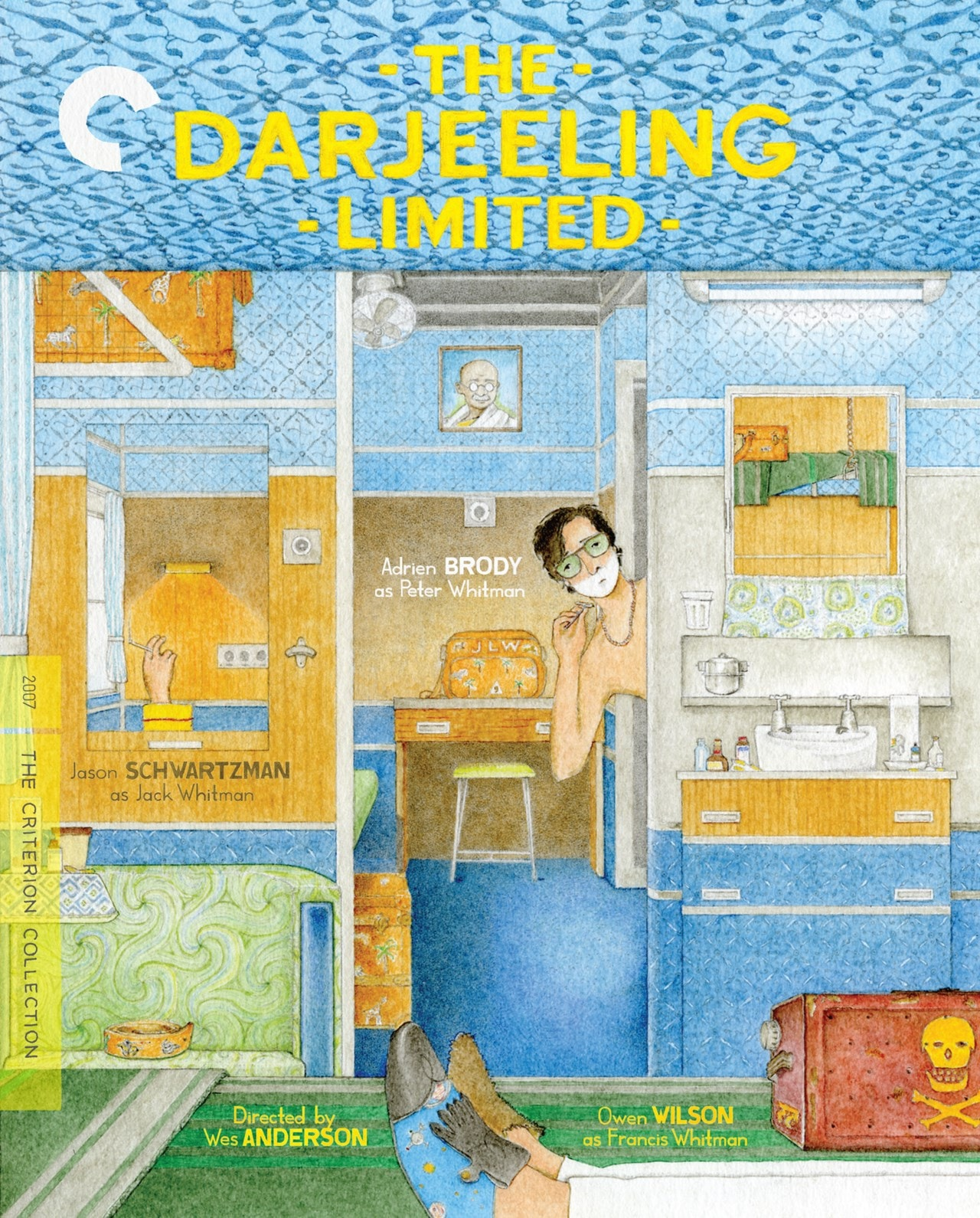 The Darjeeling Limited - The Criterion Collection - 1