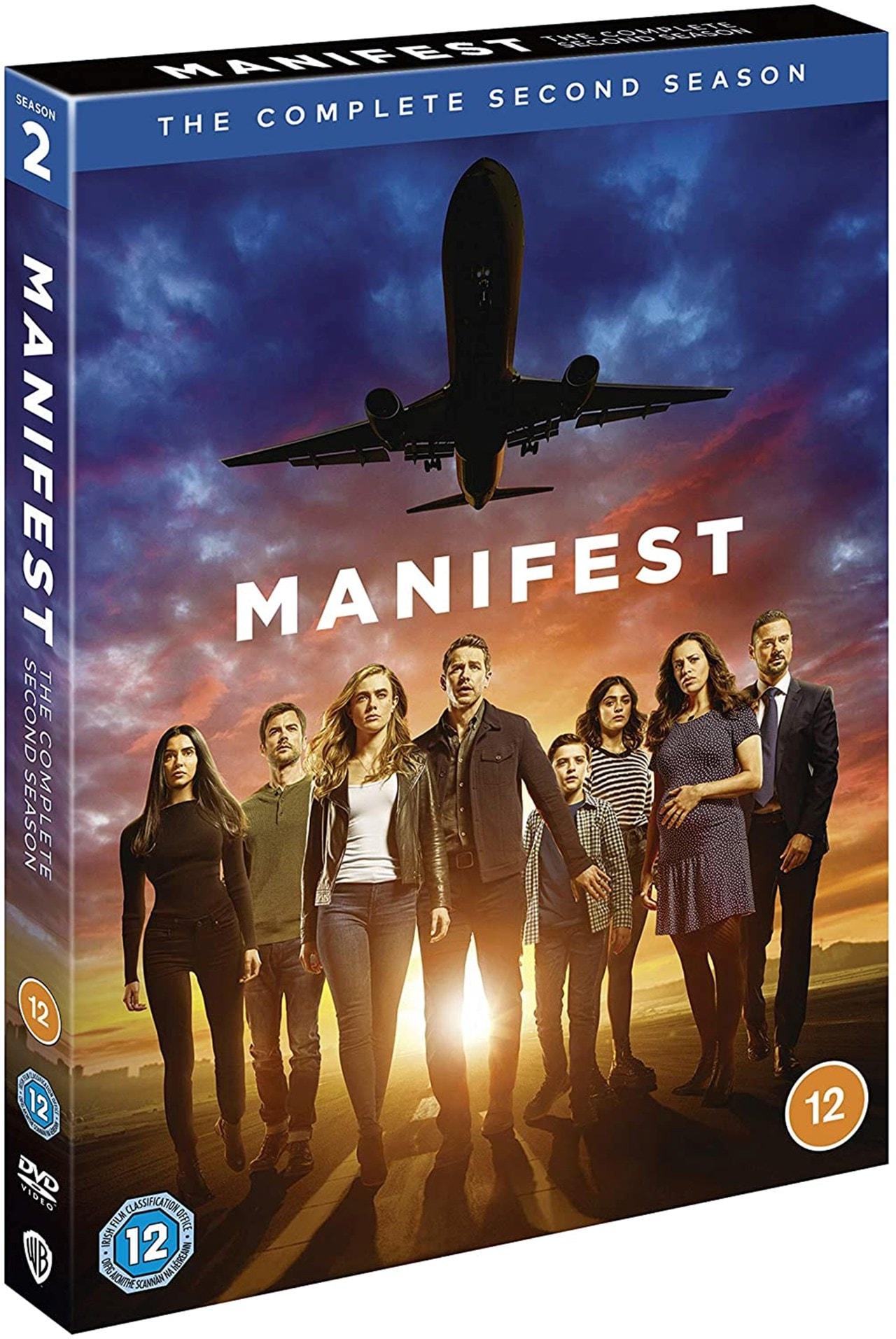 Manifest: The Complete Second Season - 2