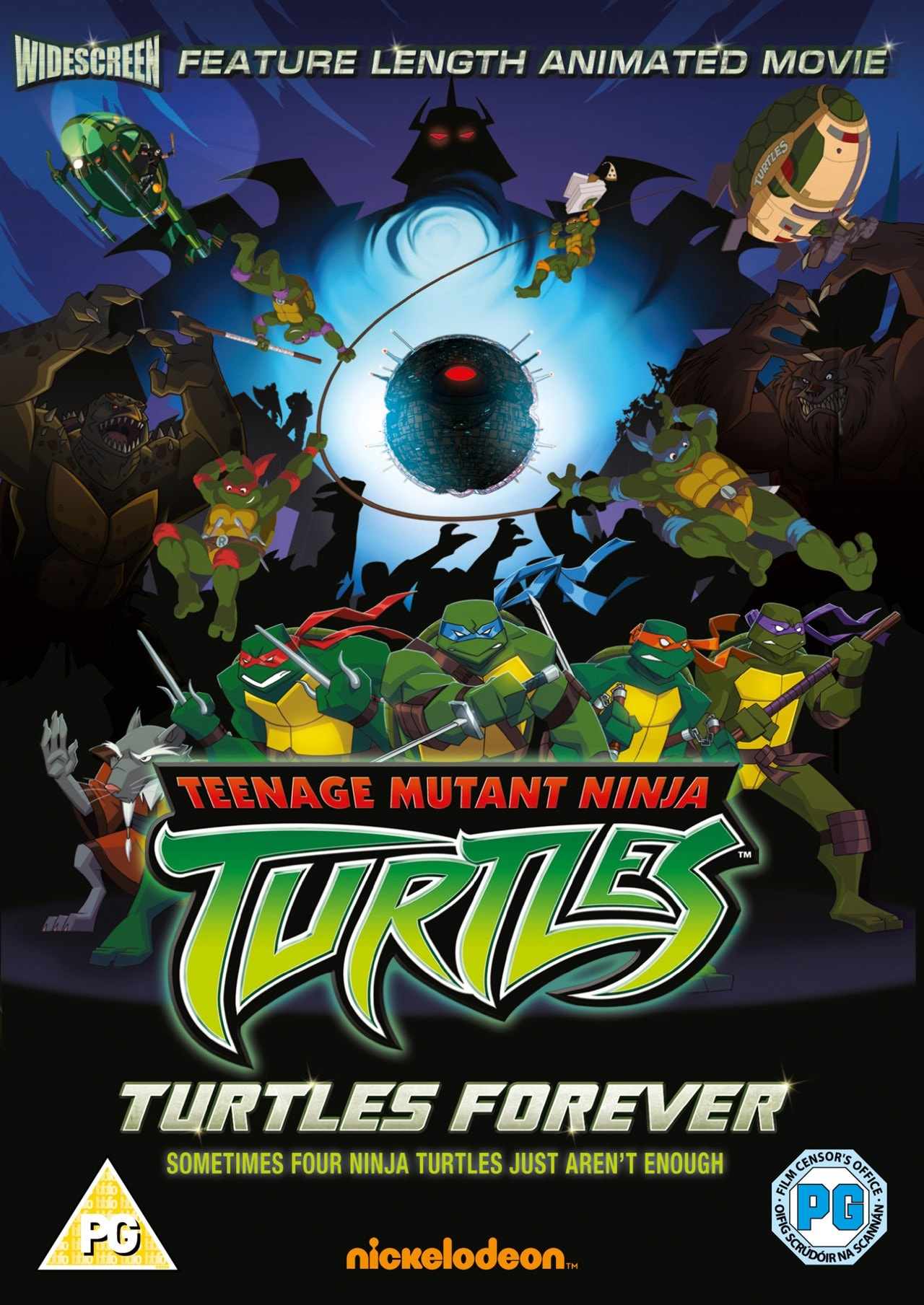 Teenage Mutant Ninja Turtles: Turtles Forever - 1