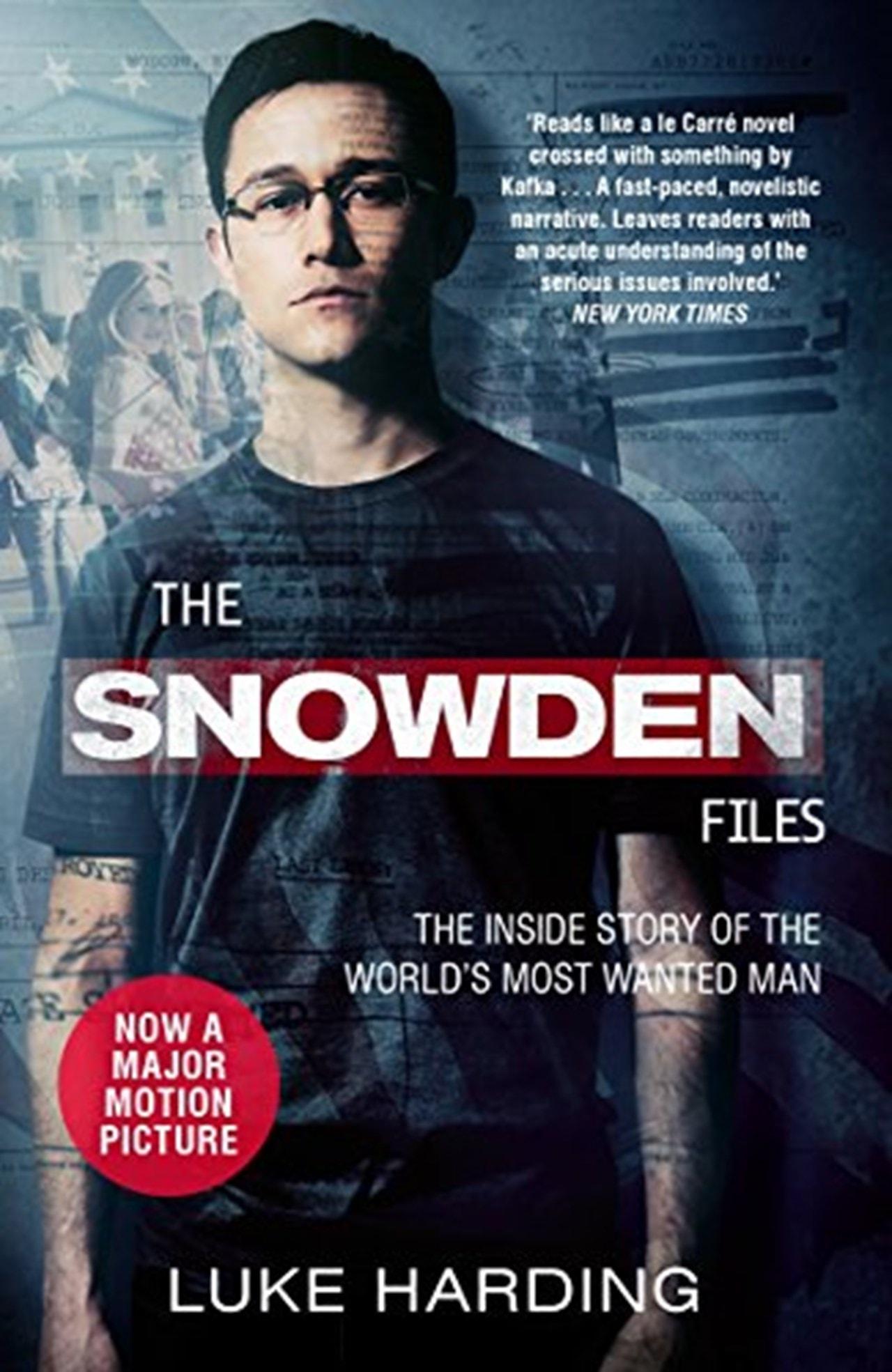 The Snowden Files - 1