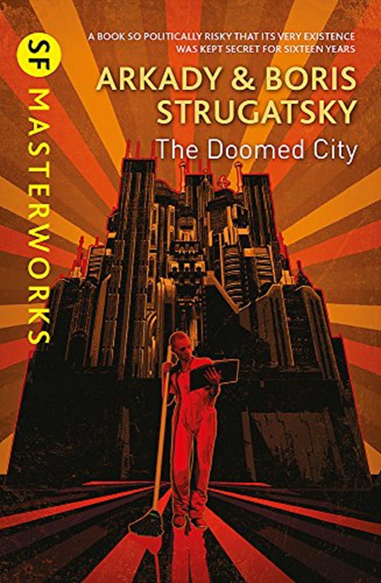 The Doomed City - 1