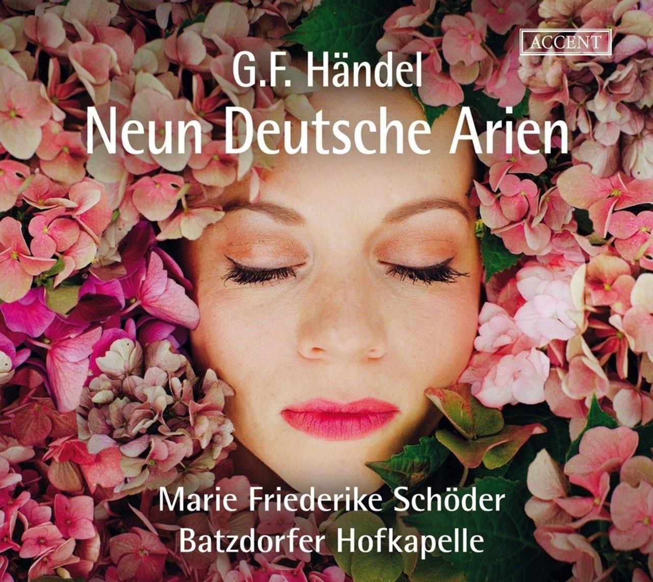 G.F. Handel: Neun Deutsche Arien - 1