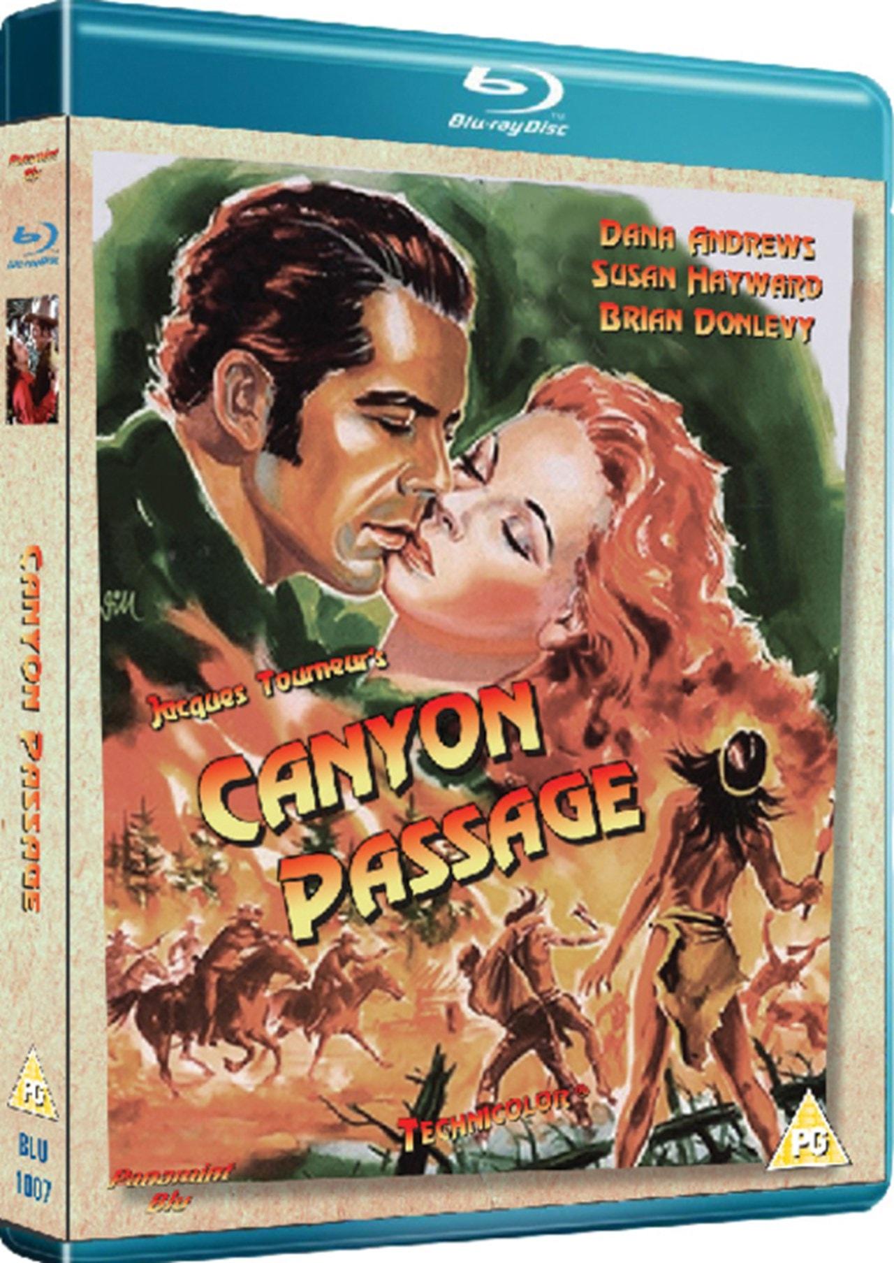 Canyon Passage - 1