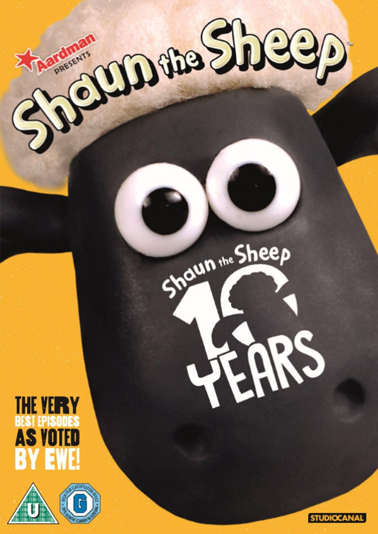 Shaun the Sheep: Best of 10 Years - 1