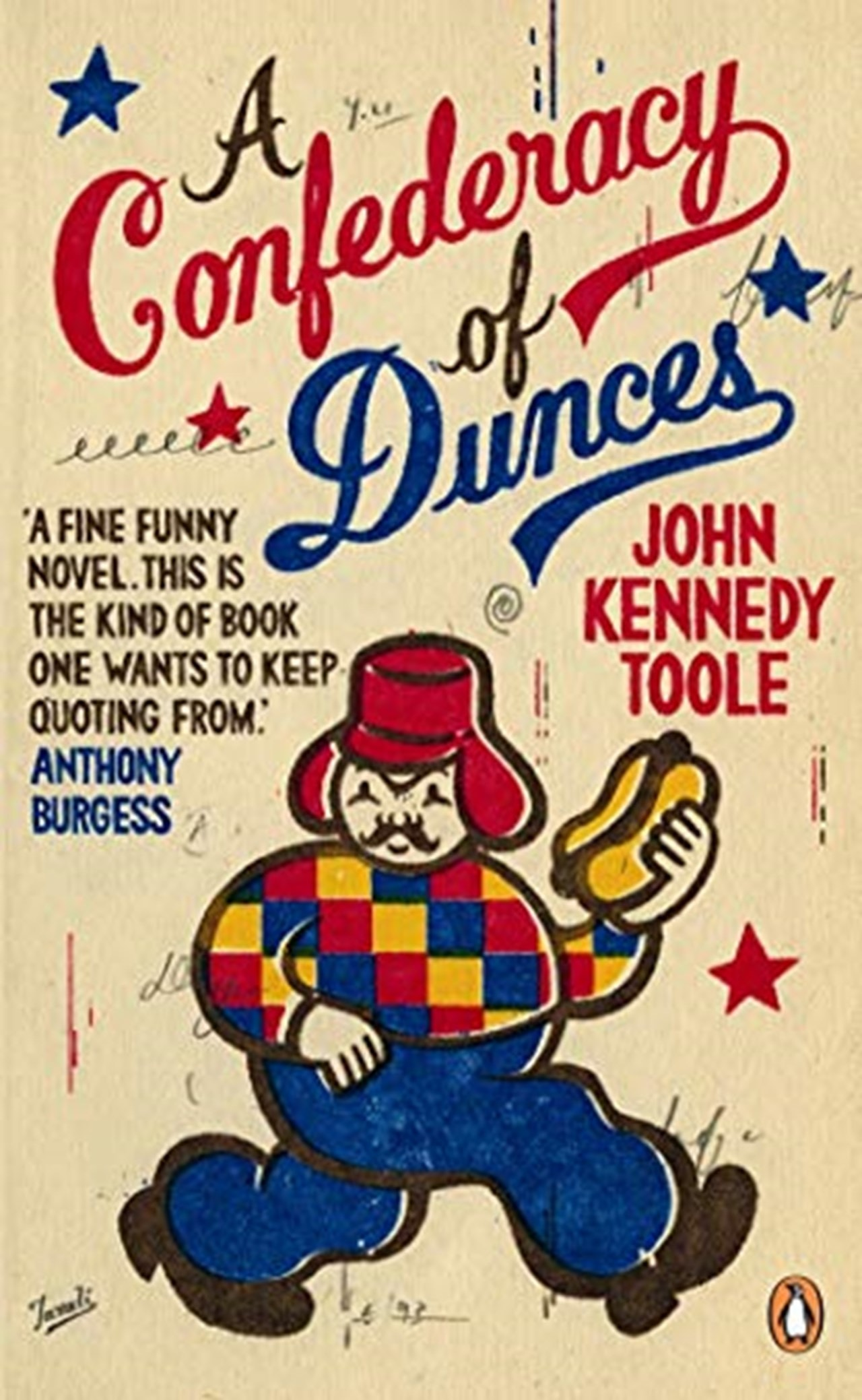 A Confederacy Of Dunces - 1