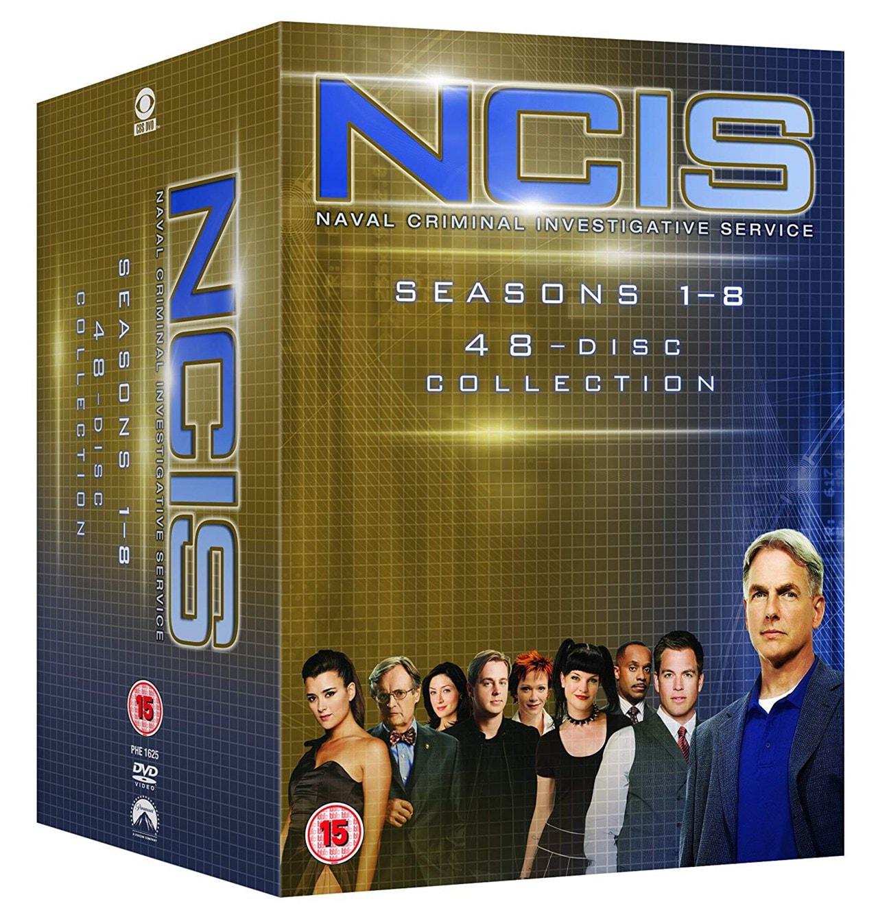 NCIS: Seasons 1-8 - 2