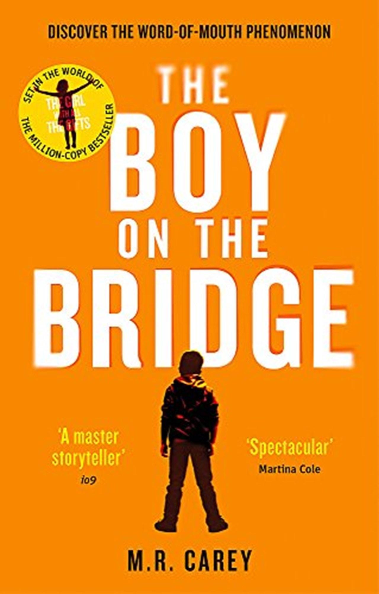 The Boy On The Bridge - 1