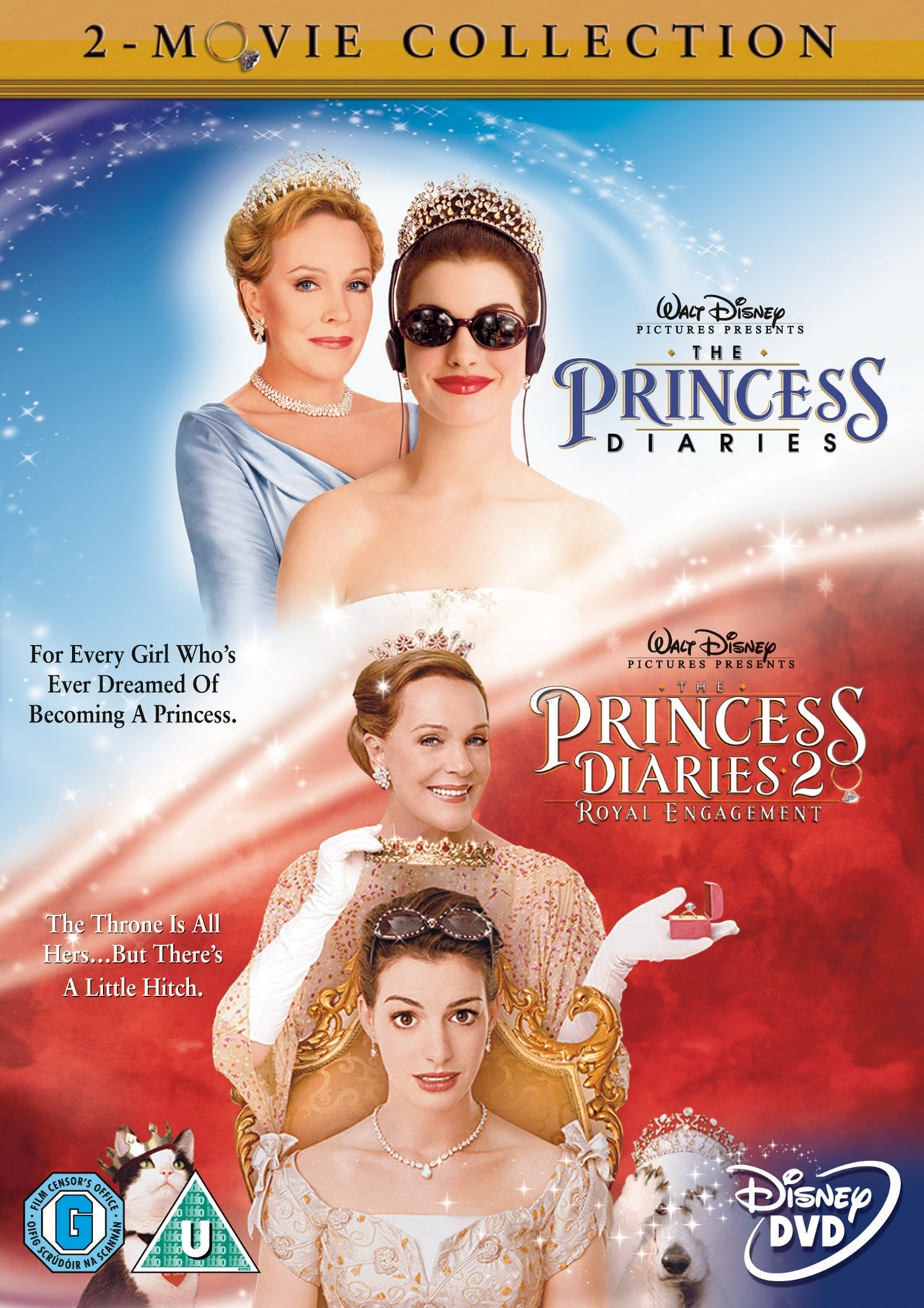 The Princess Diaries/Princess Diaries 2 - Royal Engagement - 1