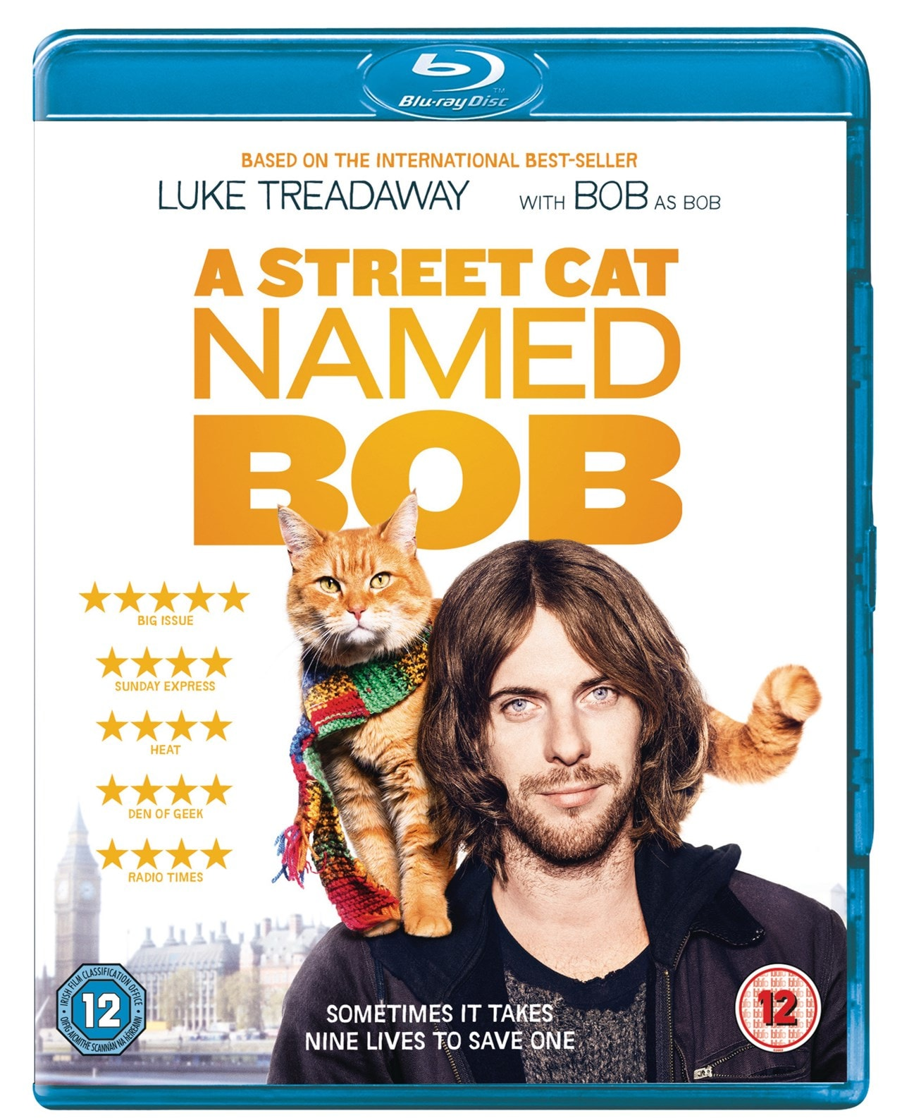 A Street Cat Named Bob - 1
