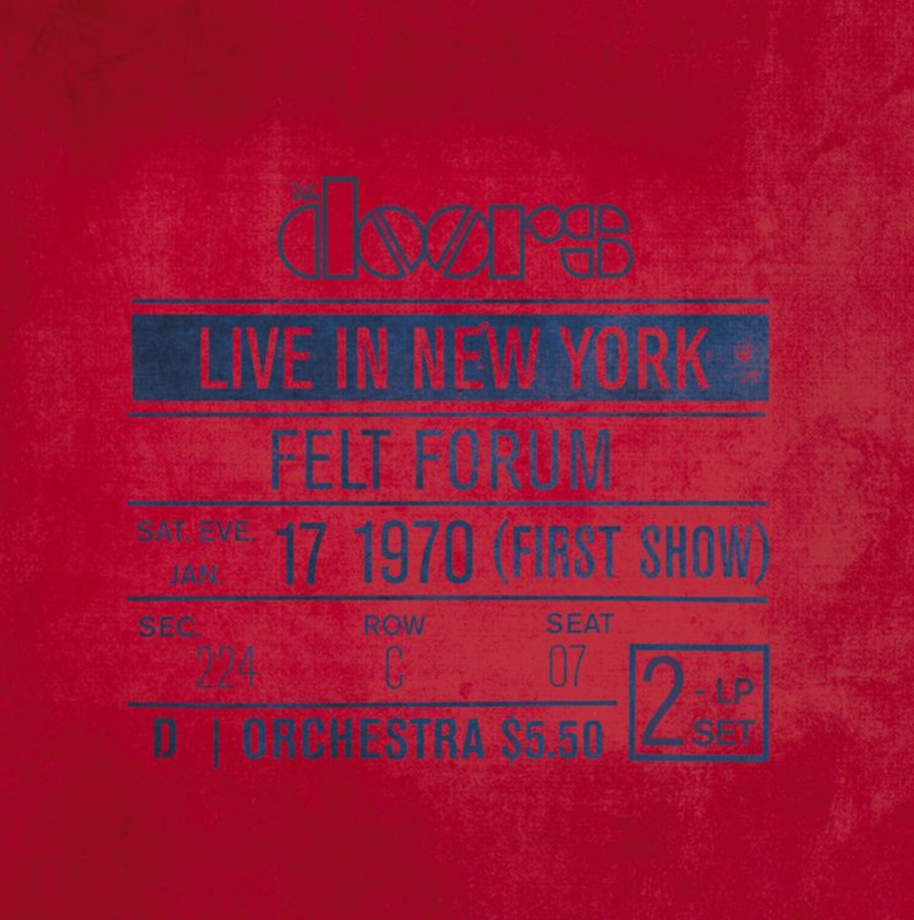 Live in New York - 1