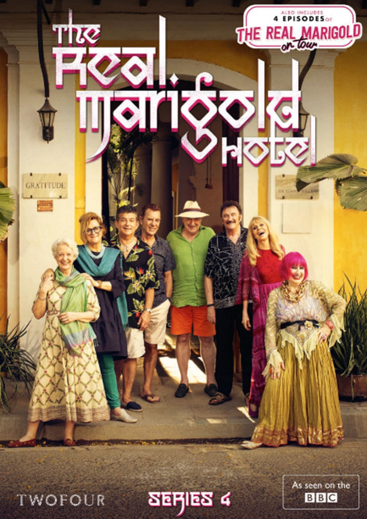 The Real Marigold Hotel: Series 4 - 1