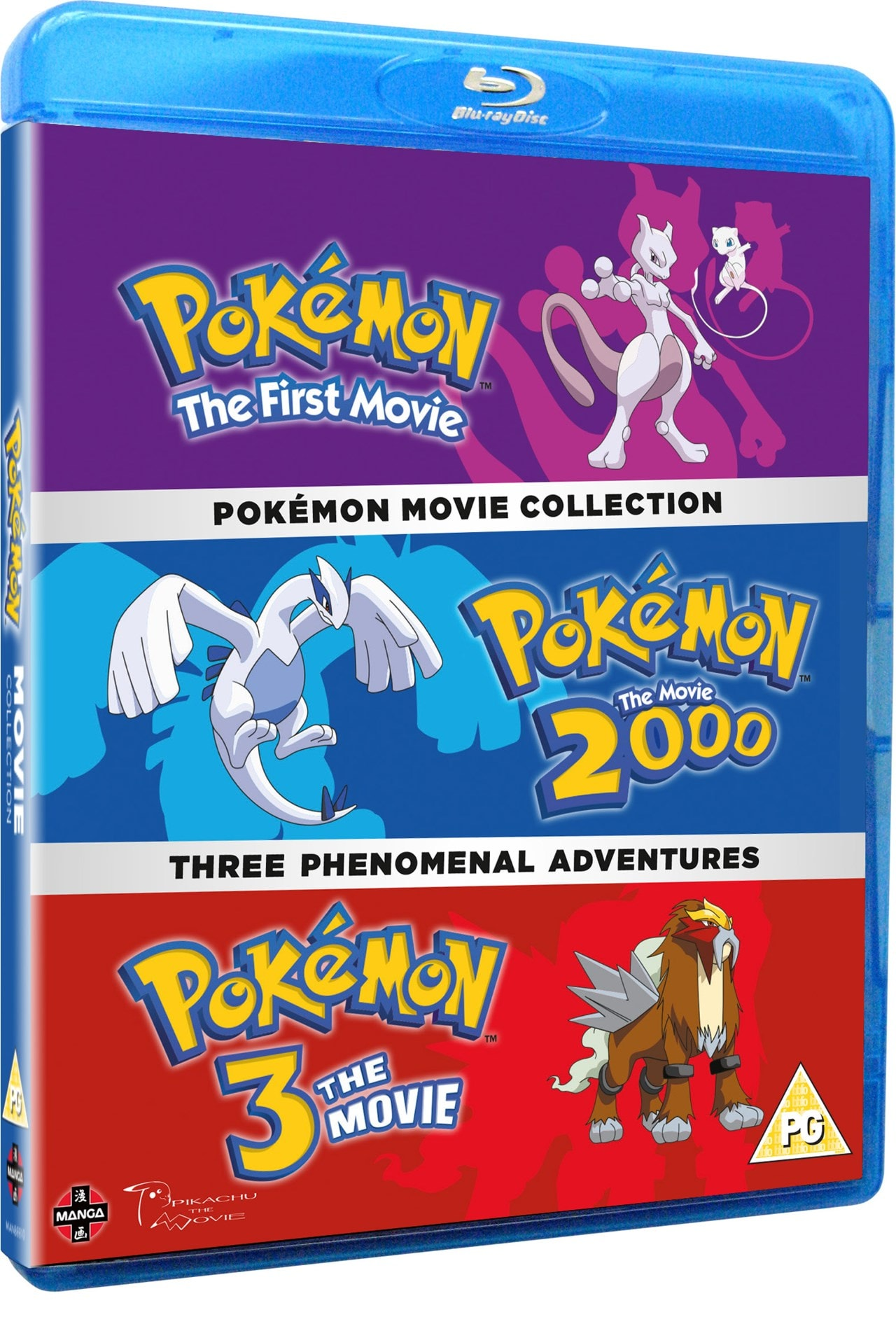 Pokemon Movie Collection - 2
