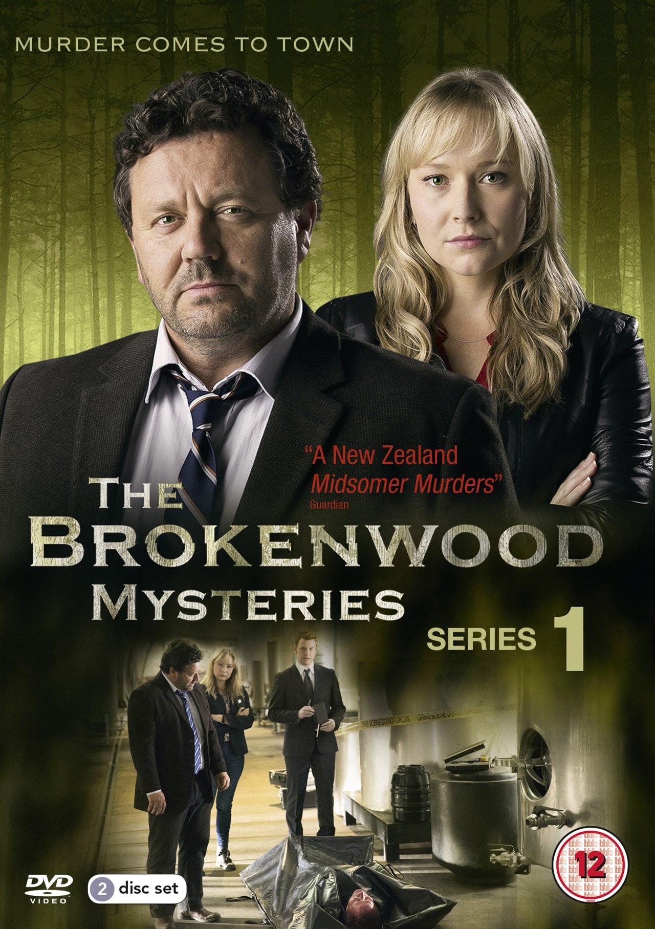 The Brokenwood Mysteries: Series 1 - 1